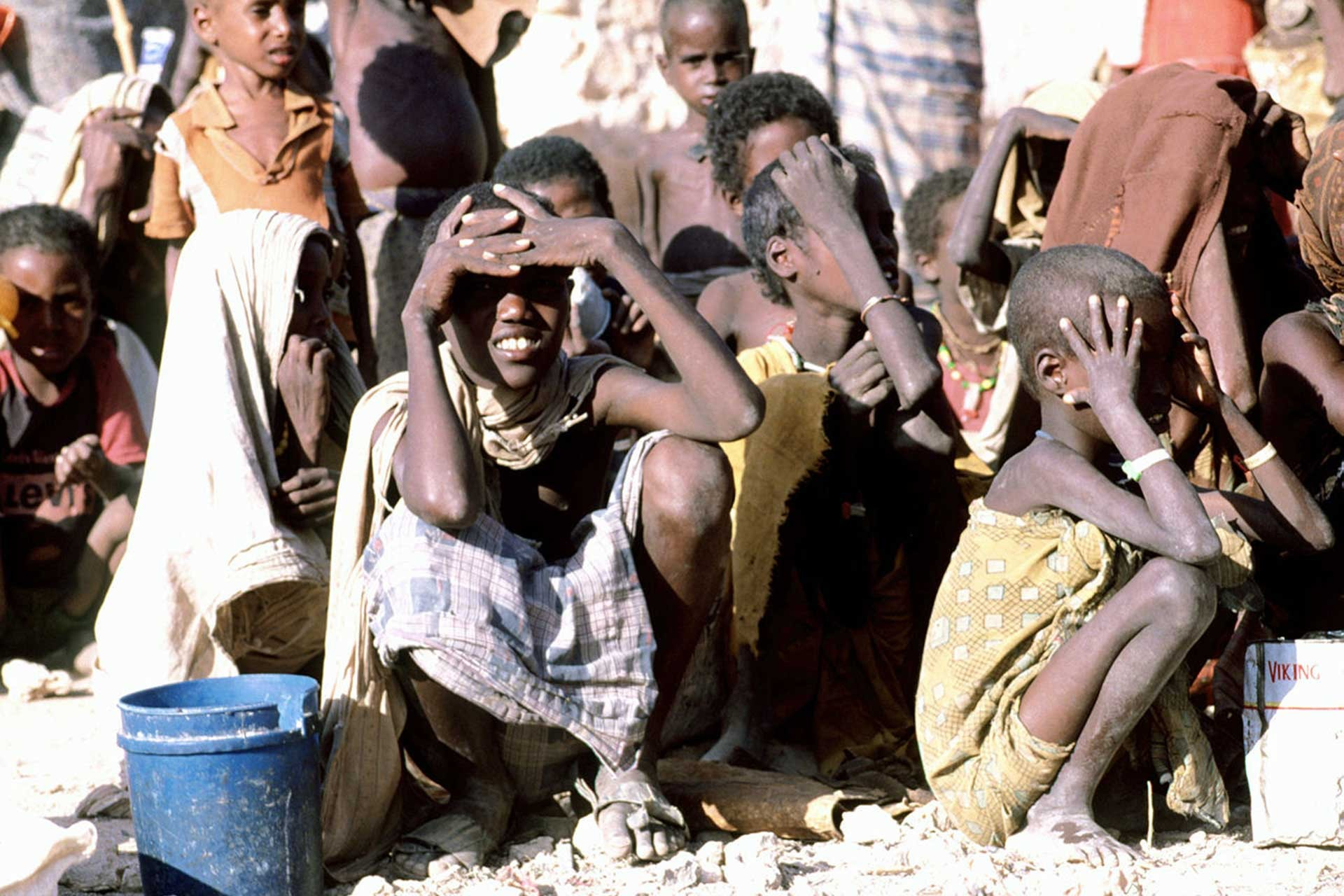BM: Açlık büyüyor, 2030'da sıfır açlık hedefine ulaşamayacağız