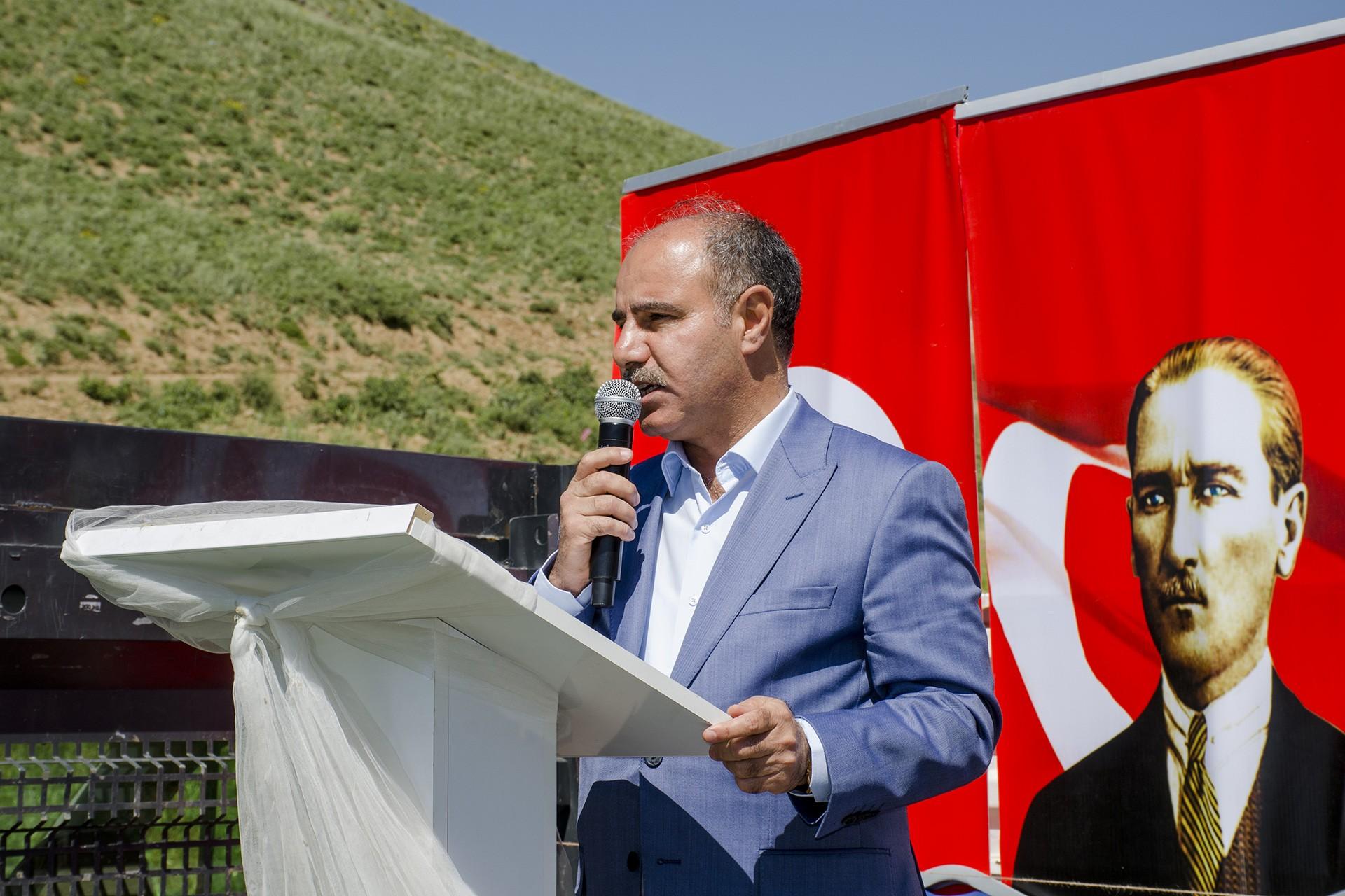 Şırnak Valisi Mehmet Aktaş, Emniyet Genel Müdürlüğüne getirildi