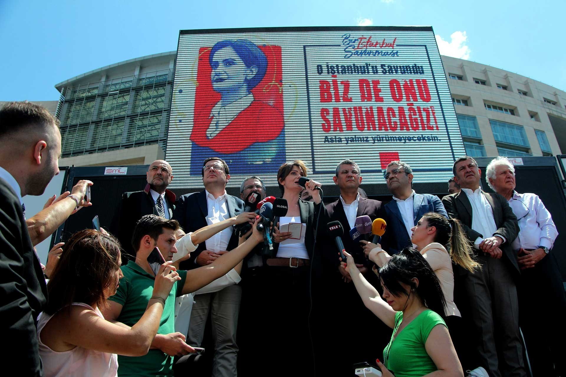 Hearing in Canan Kaftancıoğlu's trial adjourned until 6 September