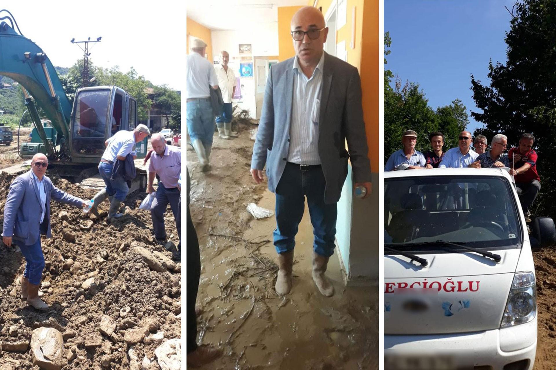 CHP'li Tanal selin vurduğu Düzce'de: Bakanlıkların birbirinden haberi yok