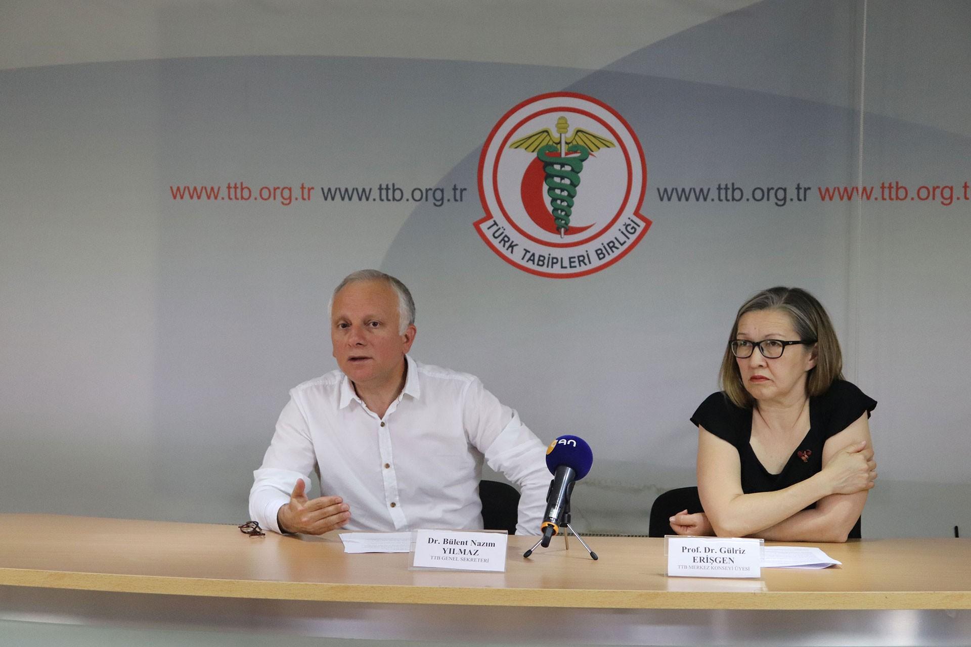 TTB: Bursa Şehir Hastanesinin bilgileri gizleniyor