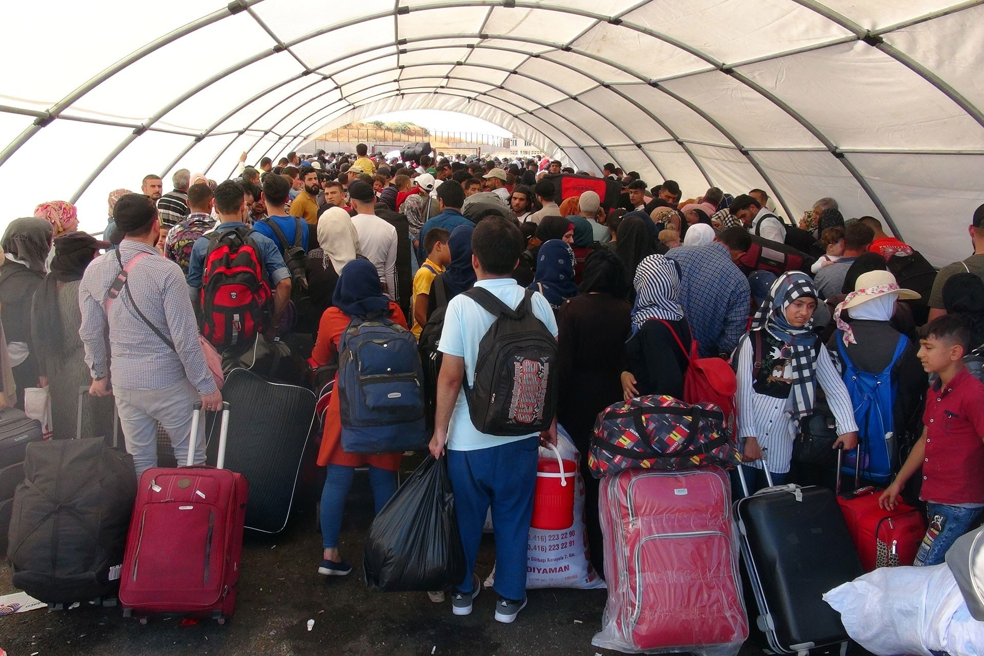 The deportation of Syrian refugees from Turkey, in 10 questions