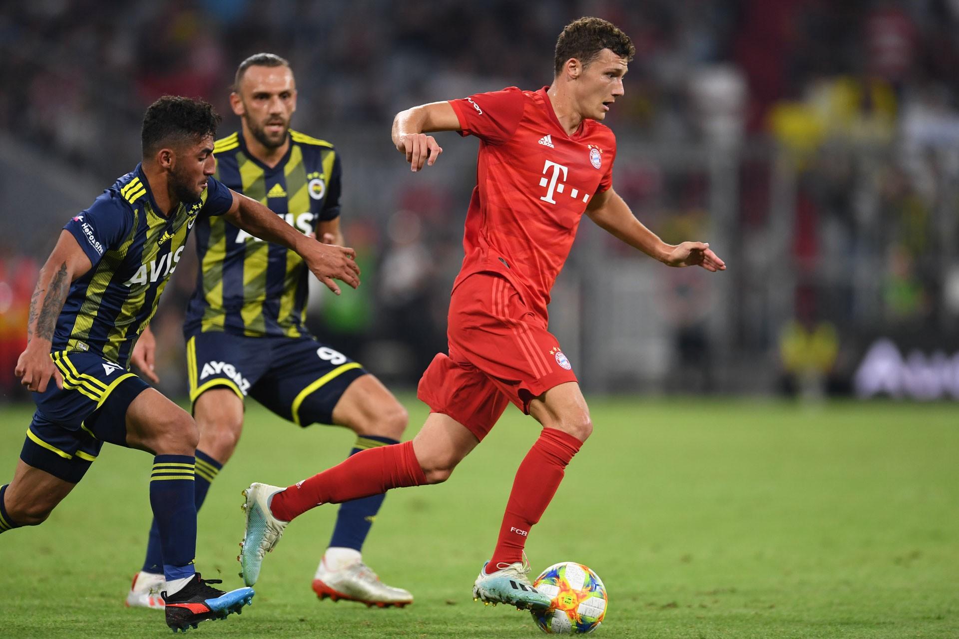 Fenerbahçe, Bayern Münih'e 6-1 mağlup oldu