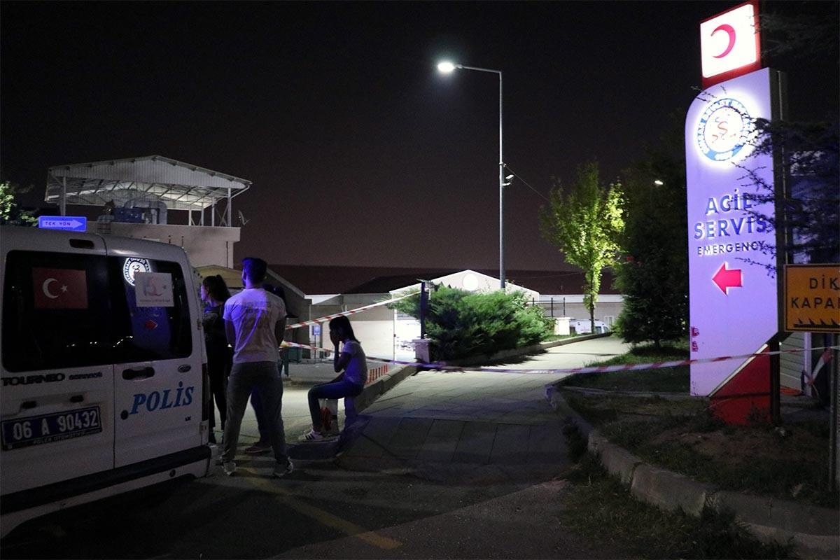 Sincan OSB'de 14 işçi zehirlenme şüphesiyle karantinaya alındı
