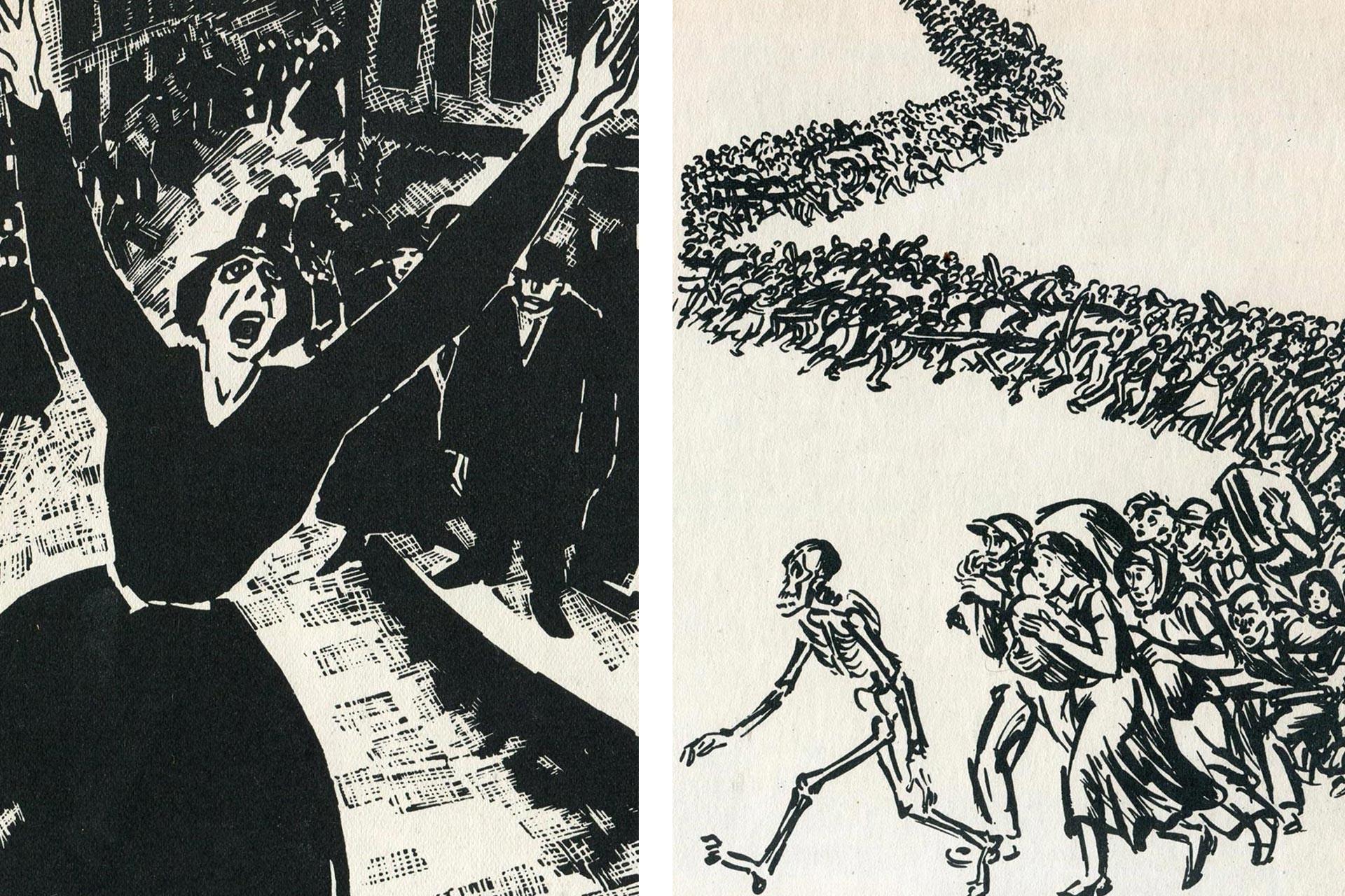 İnsanın insanı sömürmesine karşı duran bir sanatçı: Frans Masereel