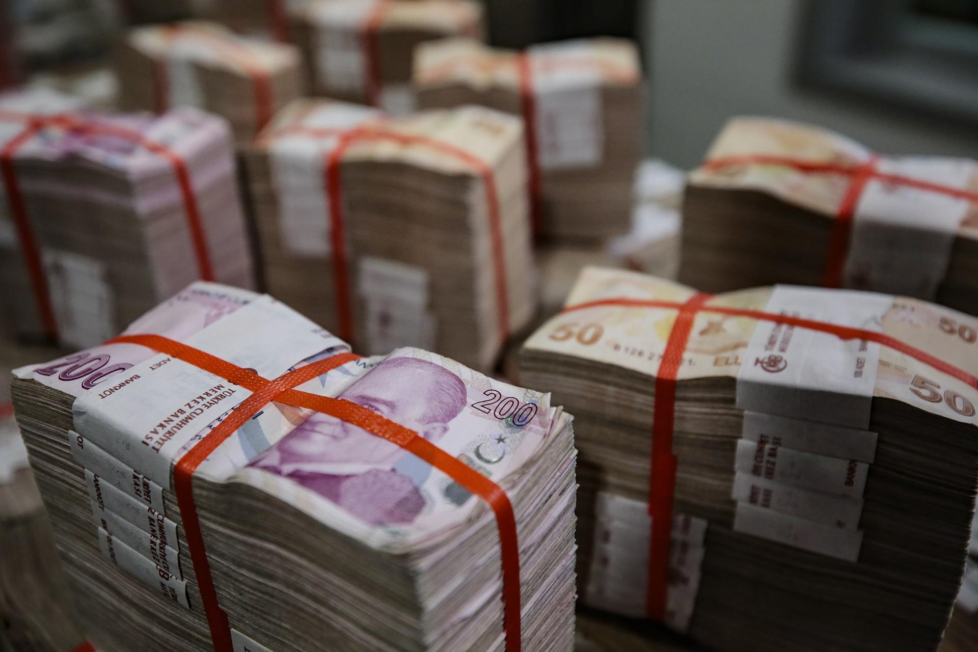 Ağustos ayında örtülü ödenekten 169,8 milyon lira harcama yapıldı