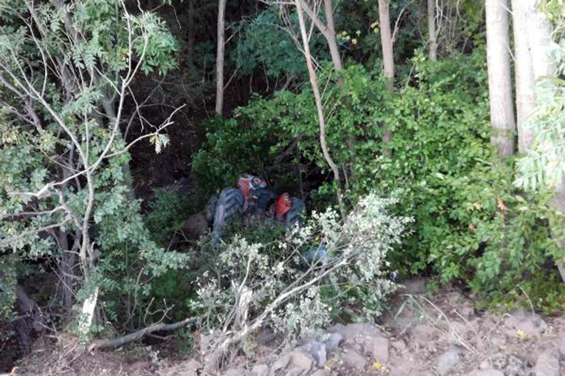 Malatya'da traktörün altında kalan çiftçi yaşamını yitirdi