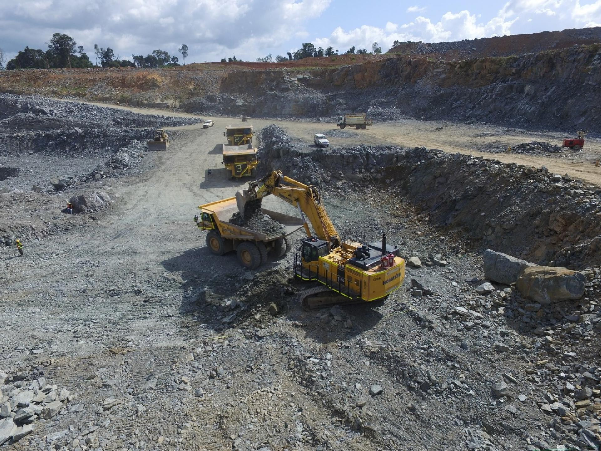 Burkina Faso'da madenci Türk şirketine karşı işçi ve köylü isyanı