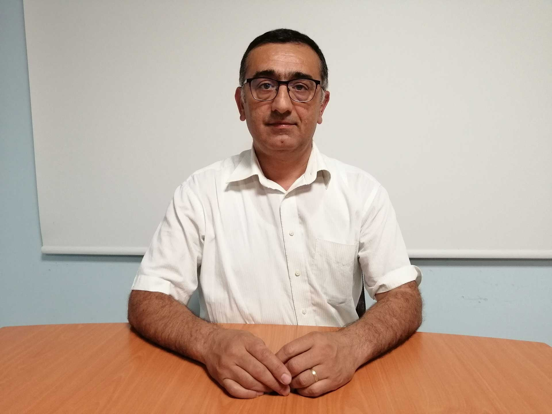 MMO Kocaeli Şube Başkanı Murat Kürekçi
