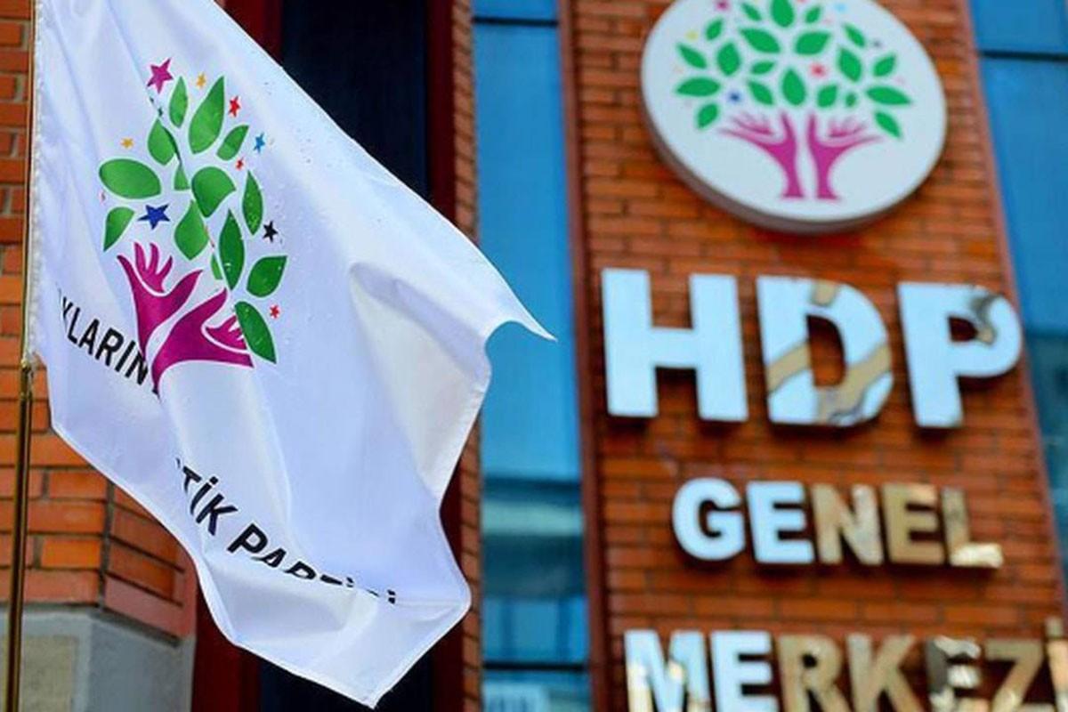 HDP'den 'Demokratik Cumhuriyet' çağrısı