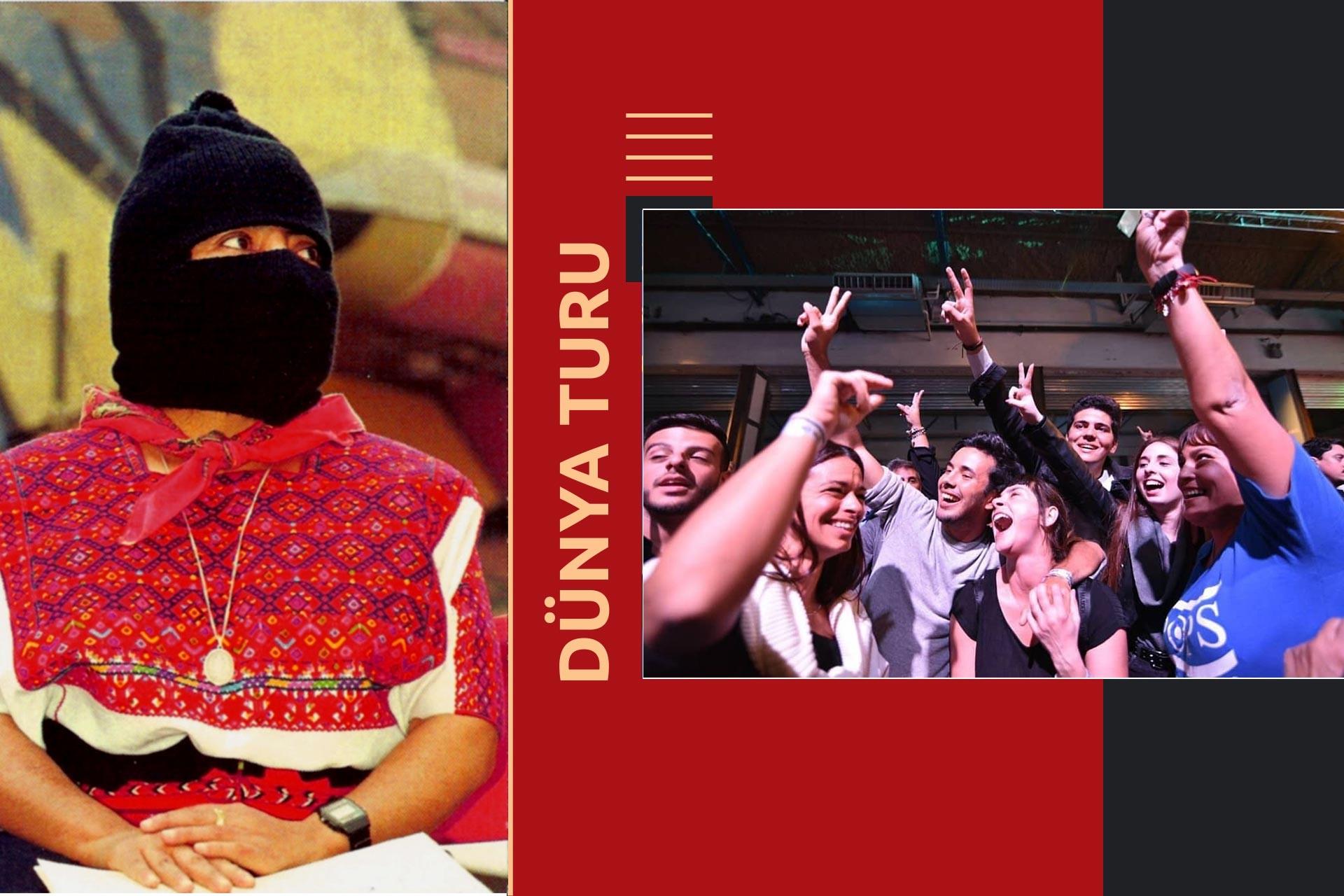 Dünya Turu | Meksika: Zapatistalar yeni özerk bölgeler ilan etti, hükümet tanıdı