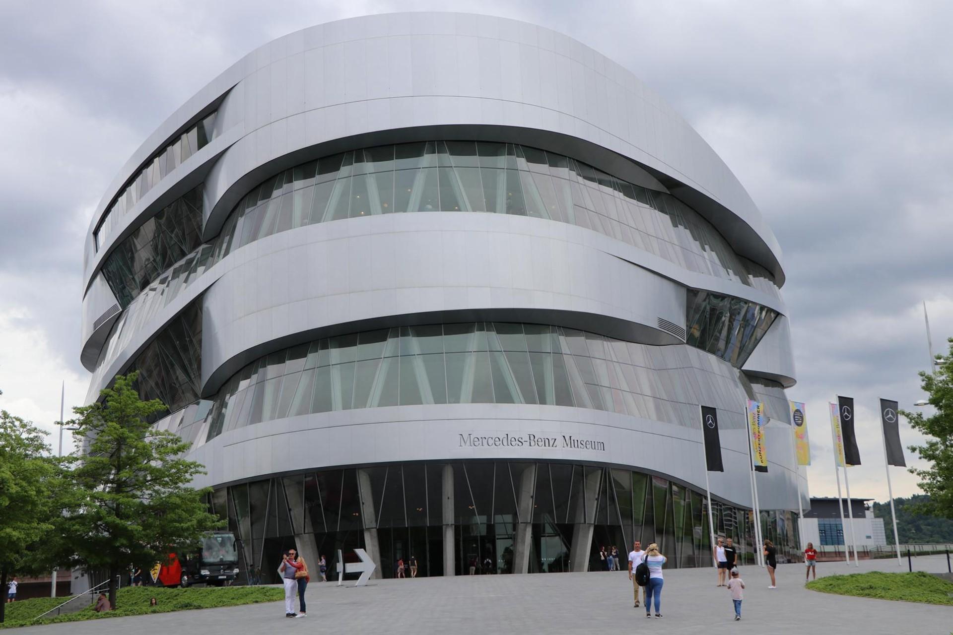 Mercedes Müzesi: Emeğin tarihine yolculuk
