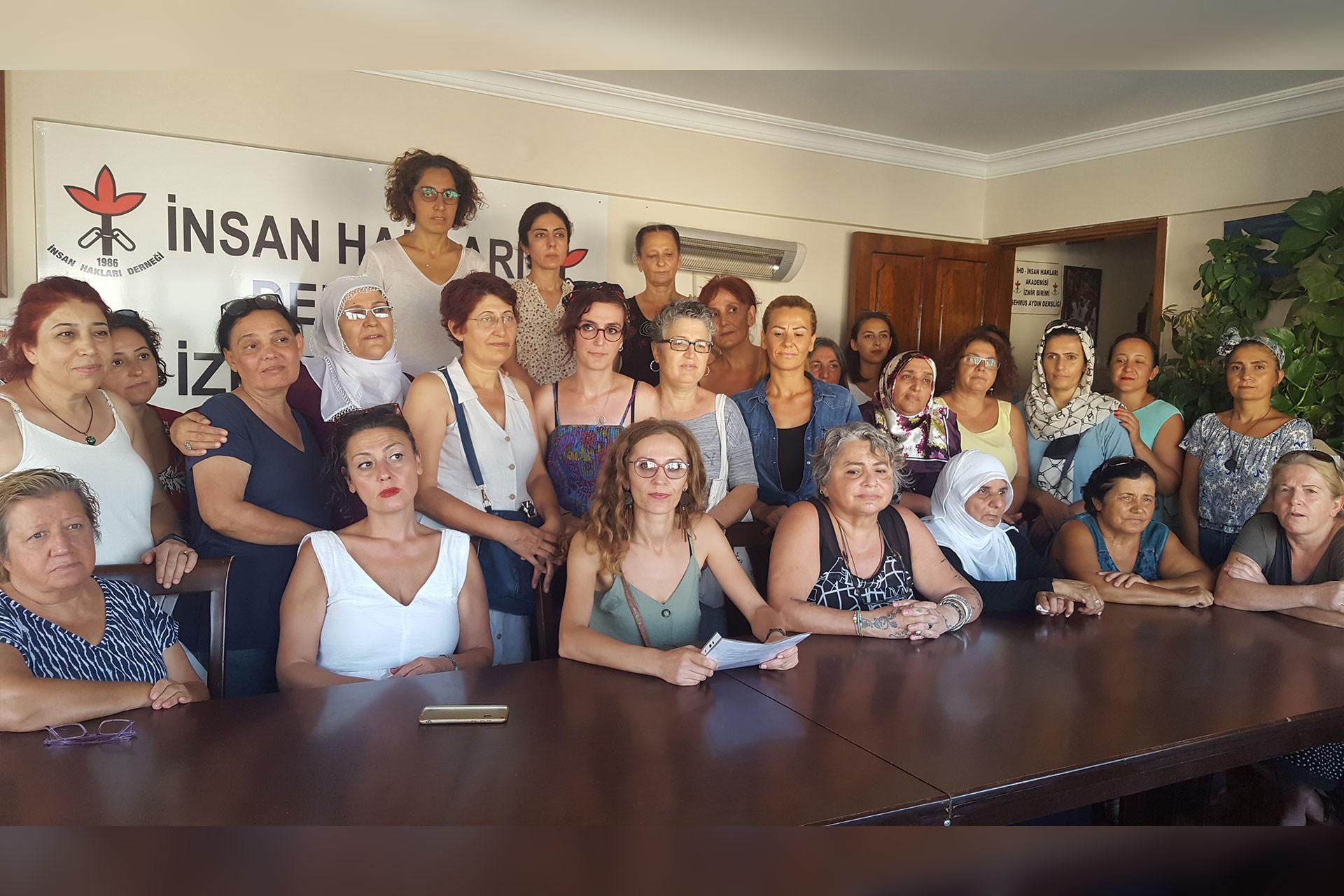 İzmir Kadın Platformu: Kadınların kazanımlarına dönük saldırıyı kabul etmiyoruz