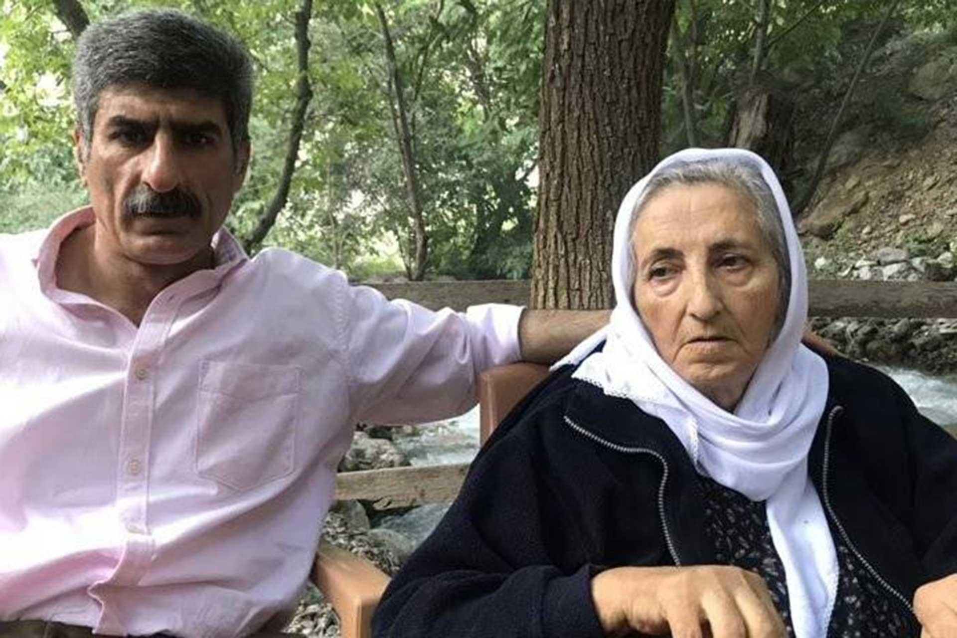 28 yıl sonra cezaevinden çıkan oğluna kavuşan Semiha Tuğan hayatını kaybetti