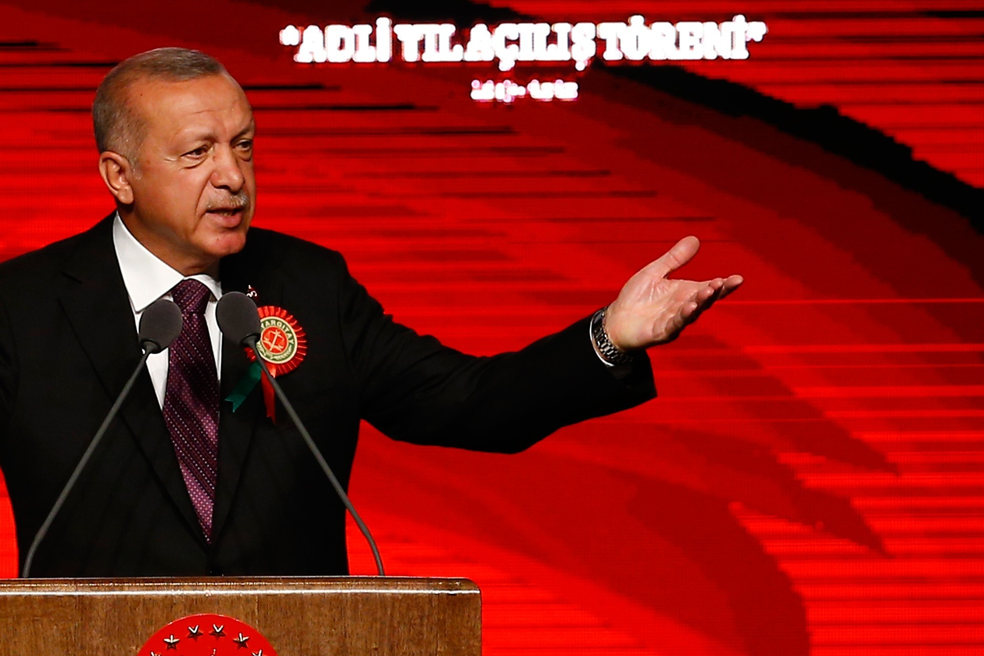Erdoğan gives signals of interference in bar association elections!