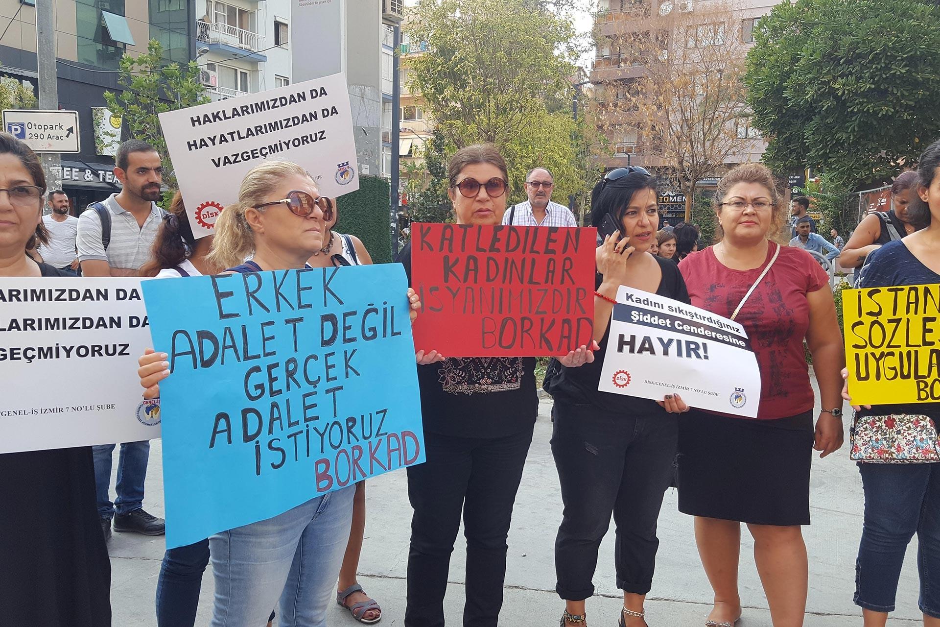 Bursa'da kadına şiddet | 'Sonumun Emine Bulut gibi olmasını istemiyorum'