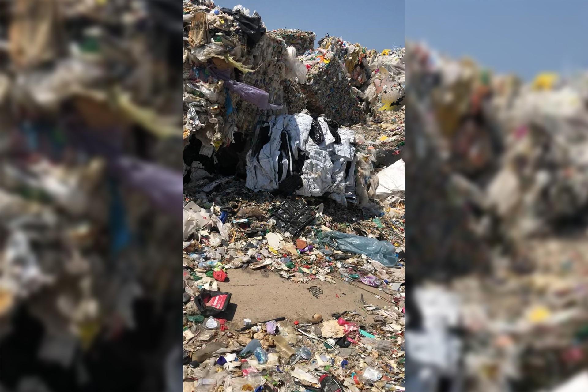 İtalya'dan tırlar dolusu çöp İzmir'e geldi!