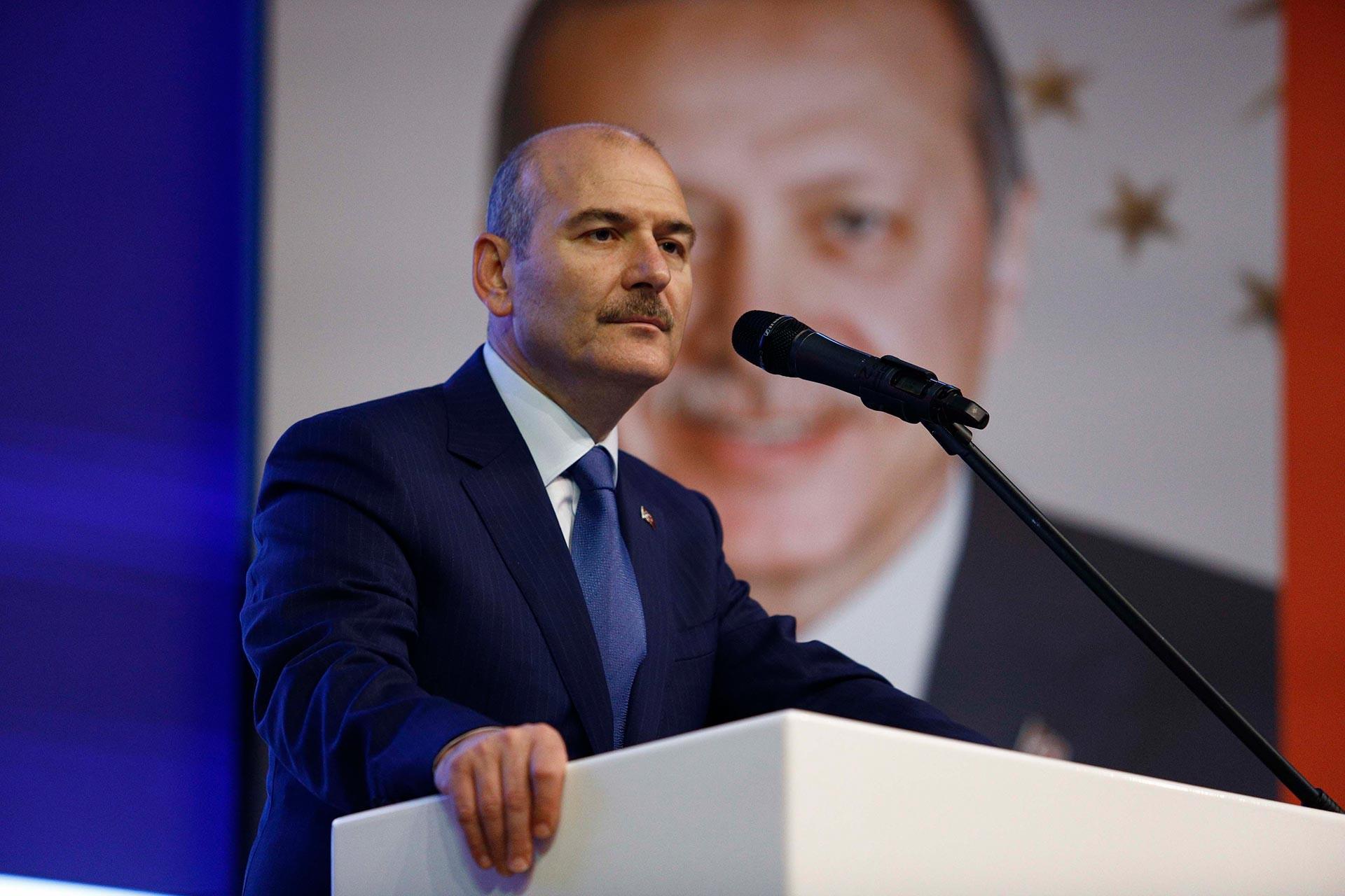 İçişleri Bakanı Süleyman Soylu: Emniyette 33 bin kişi KHK ile ihraç edildi