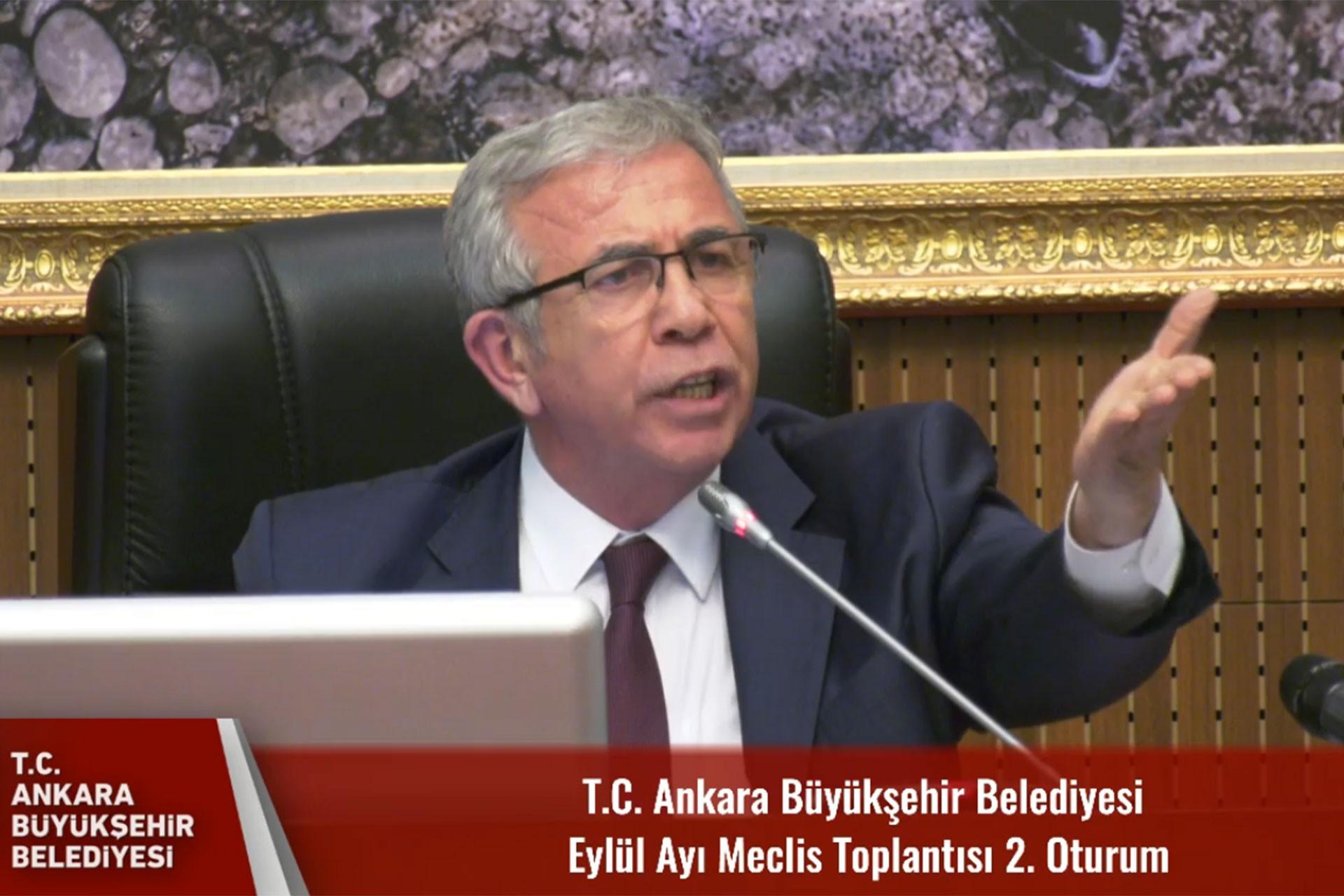 Yavaş'tan AKP'li Başkan'a 'çocuk koruma evleri' yanıtı: Tecavüz vakası var ortada