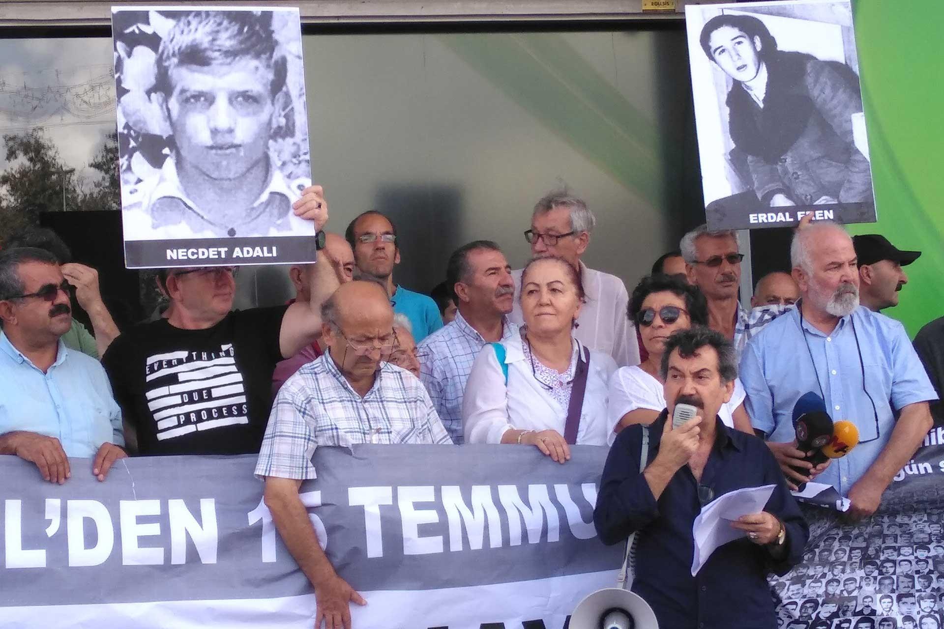Demokratik kurum ve partilerden 12 Eylül açıklaması: 12 Eylül darbesi devam ediyor