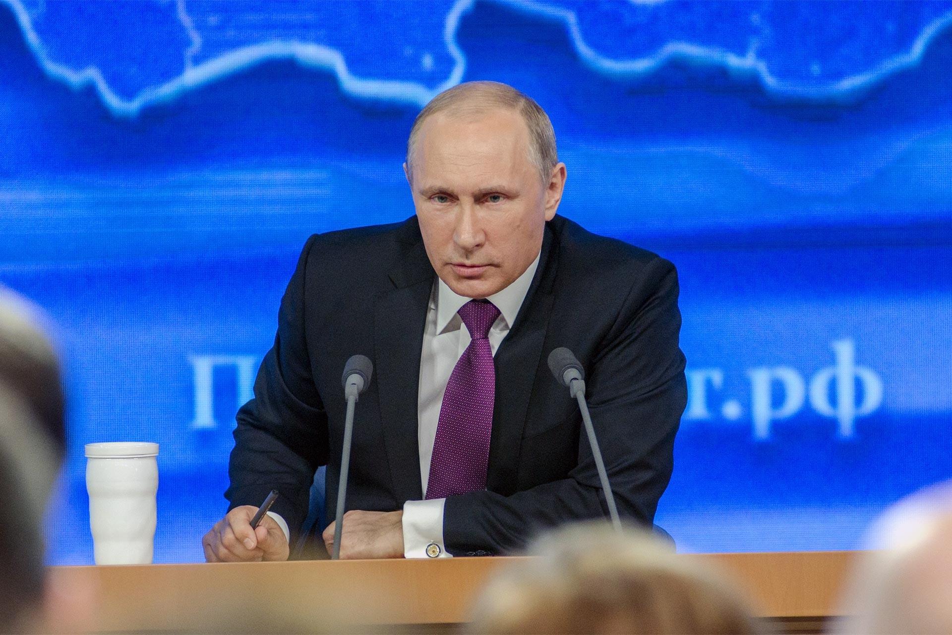 Rusya Devlet Başkanı Putin: Suriye'de siyasi süreci başlatmayı başardık