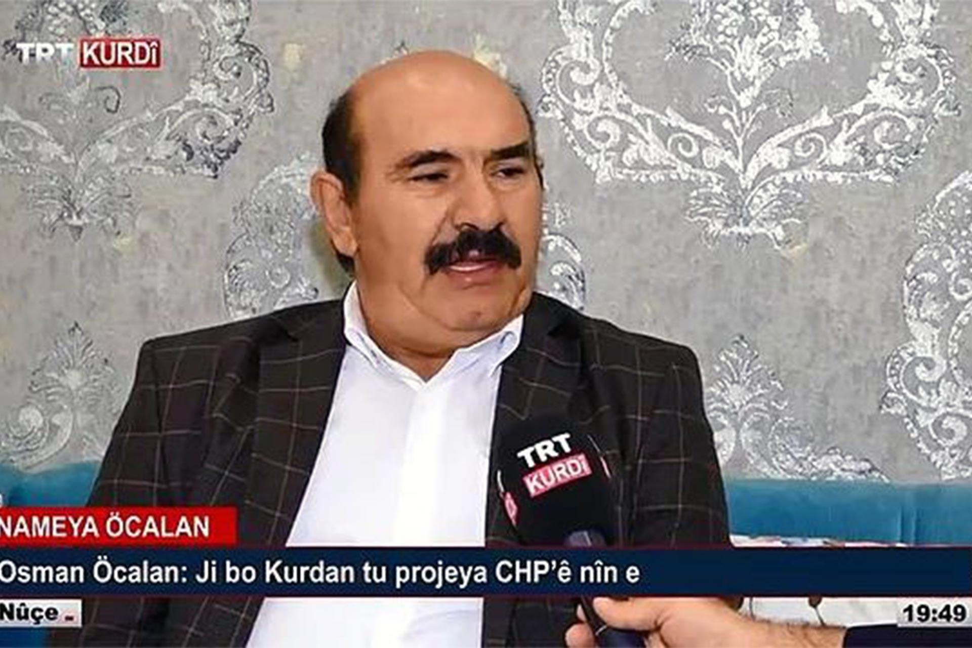Savcılıktan Osman Öcalan'ın yayına çıkarılması kararı: İfade özgürlüğü