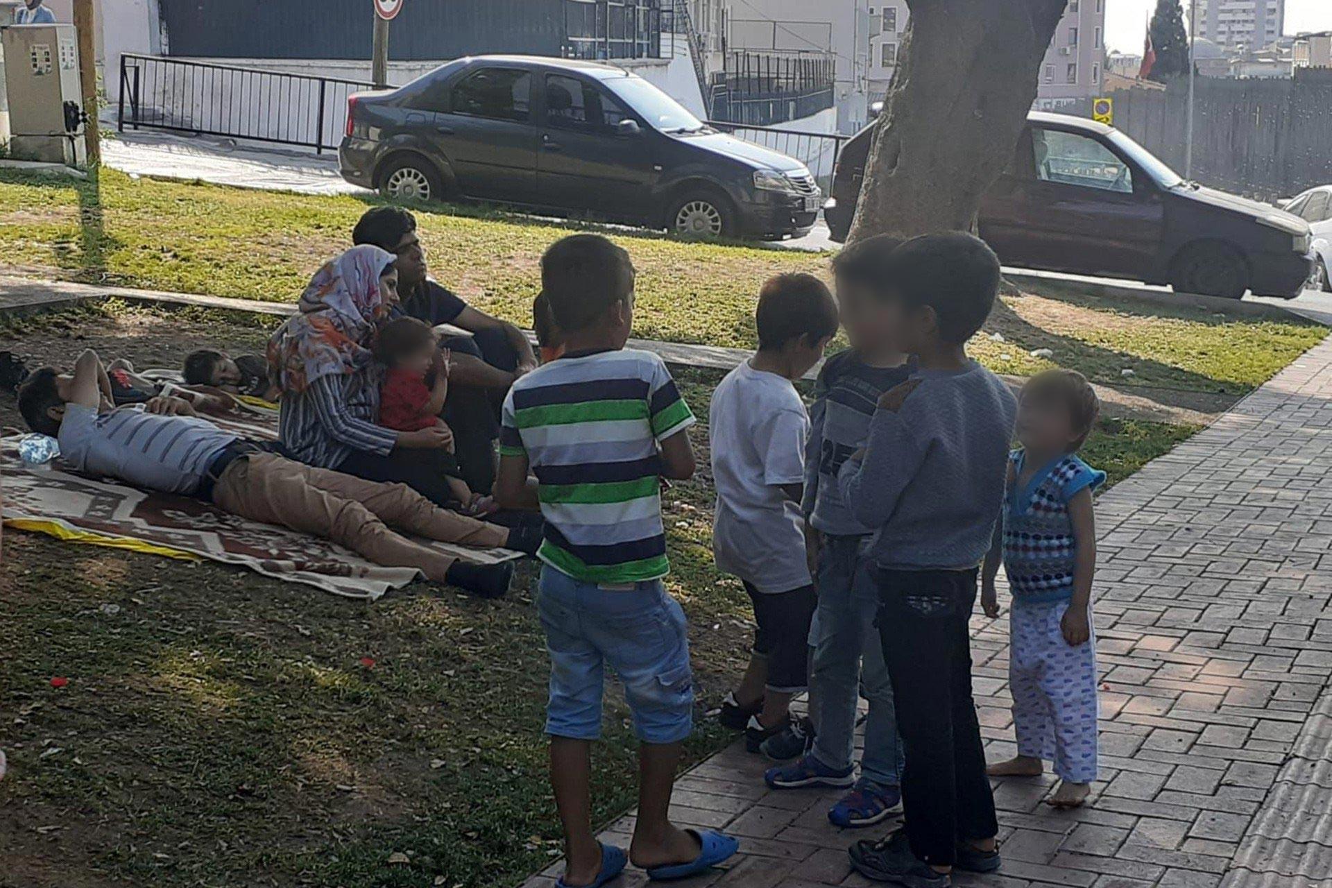 Zeytinburnu'da Afgan çocukların eğitim hakkı engelleniyor