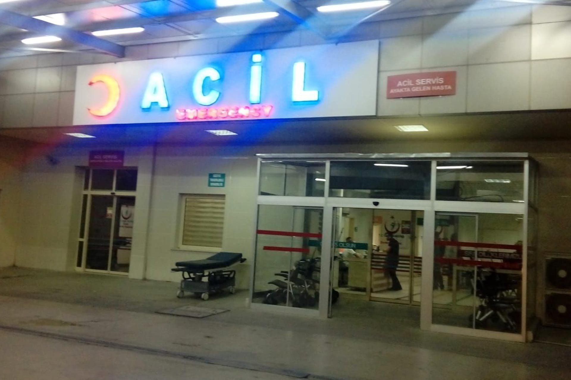 Çerkezköy'de fabrikada kimyasal maddeden 8 işçi zehirlendi