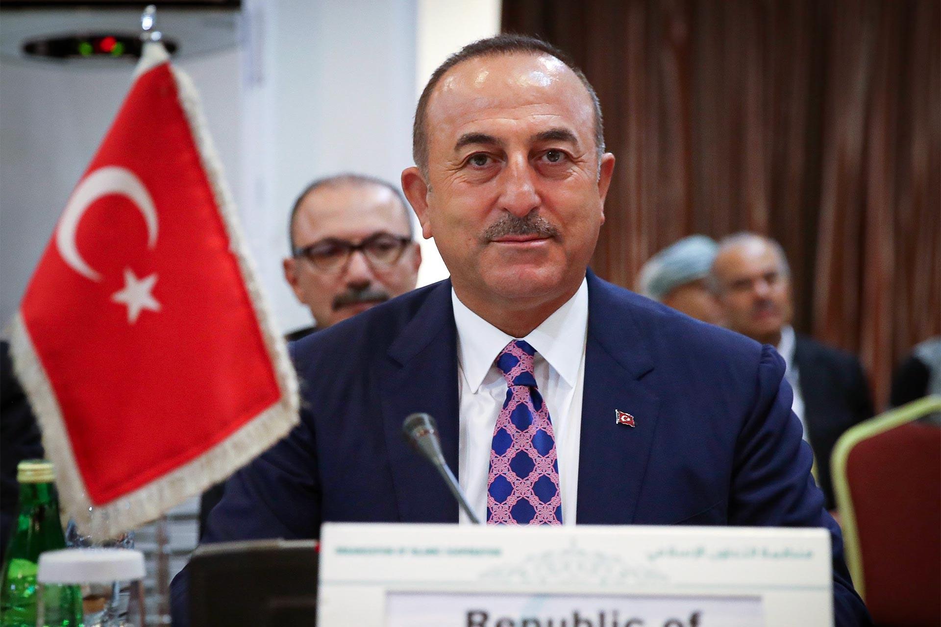 Dışişleri Bakanı Çavuşoğlu İsrail'in 'ilhak' açıklamasını yine kınadı