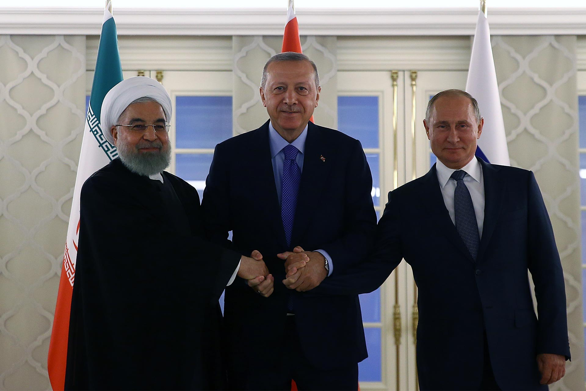 BM, Suriye Anayasa Komitesi'nin oluşturulduğunu açıkladı