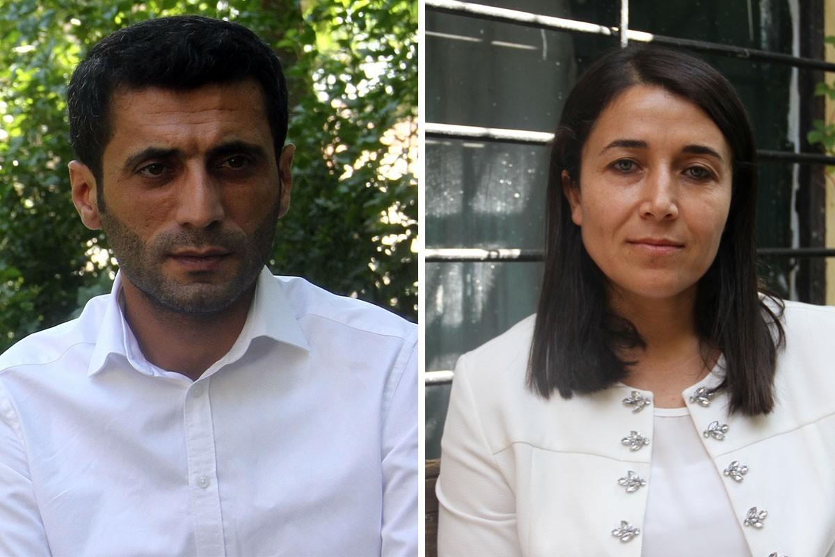 Tutuklanan Kulp Belediye Eş Başkanları görevden alındı, yerlerine kayyum atandı
