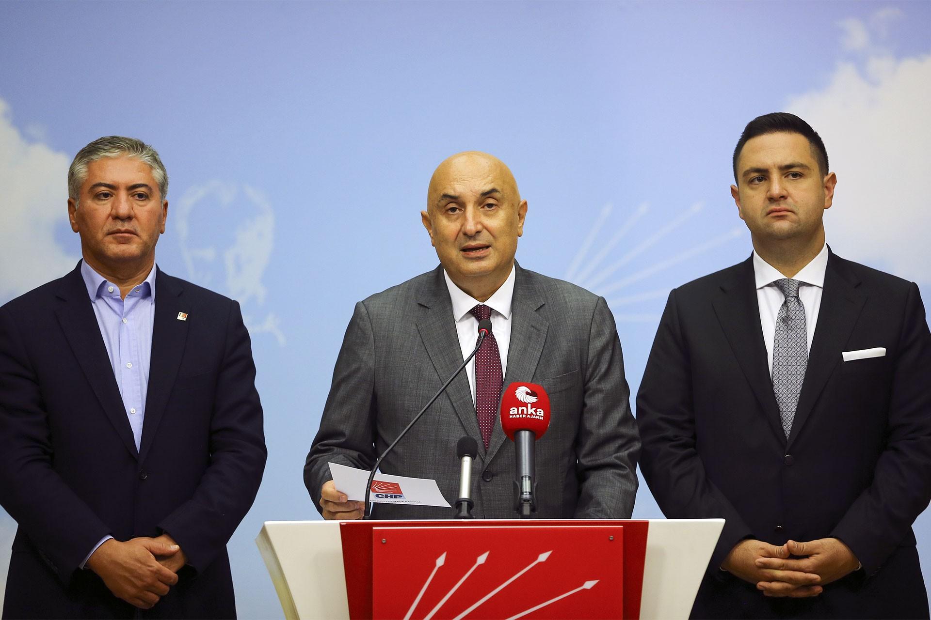 CHP'li Özkoç: Kılıçdaroğlu'na saldıranlar IŞİD üyesi, buna rağmen beraat etti