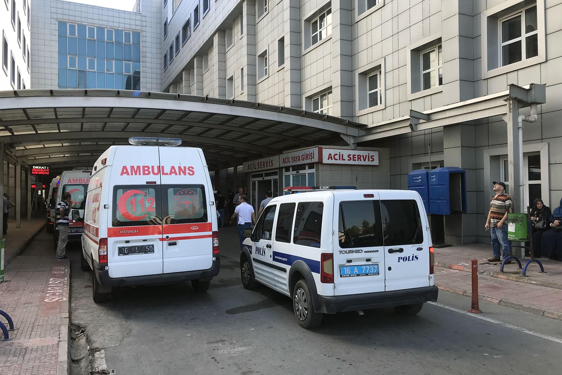 Urfa'da iş cinayeti: Elektrik akımına kapılan işçi hayatını kaybetti