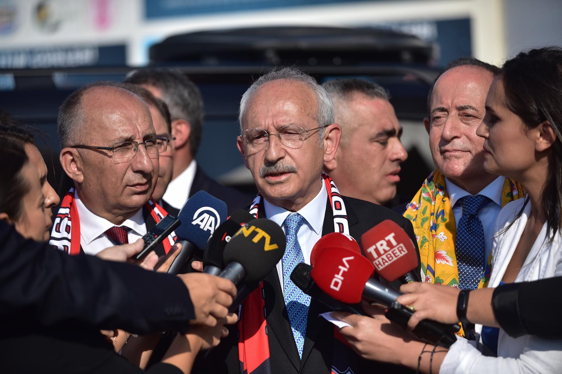 Kılıçdaroğlu'ndan Demirtaş kararına tepki: Tekrar tutuklama hukuk faciası