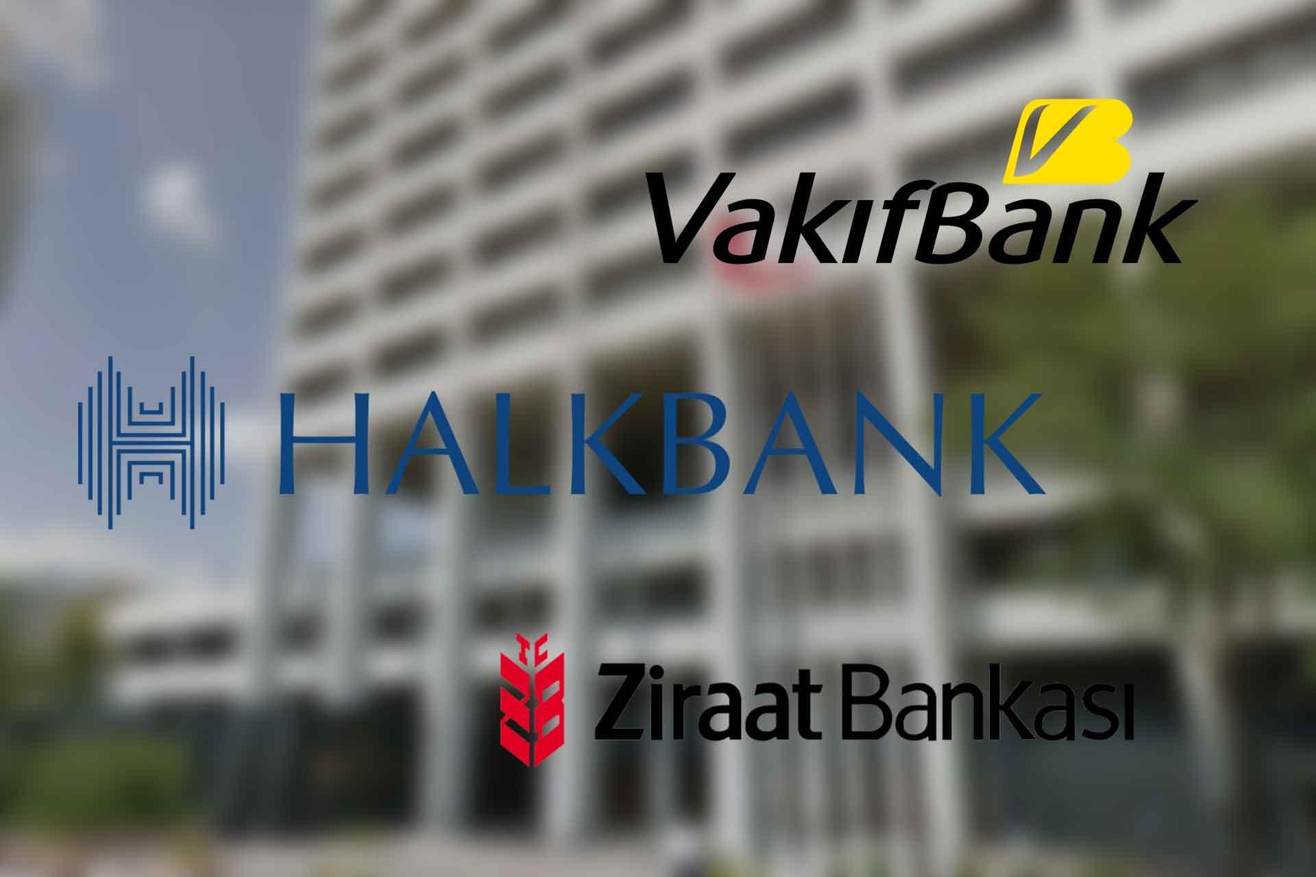 Halkbank, Vakıfbank ve Ziraat Bankası ortak karta geçiyor