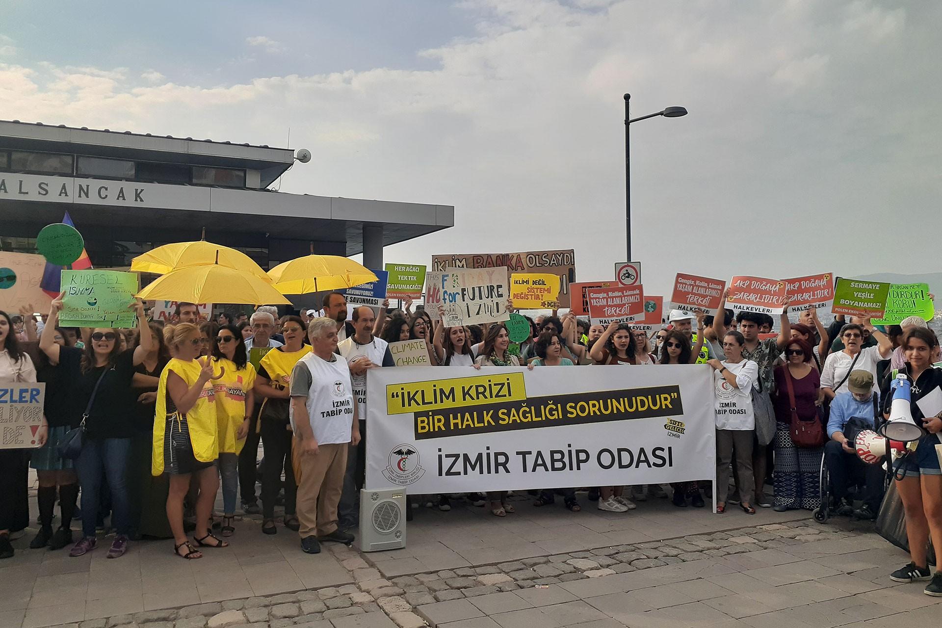 İzmir'deki iklim eylemi