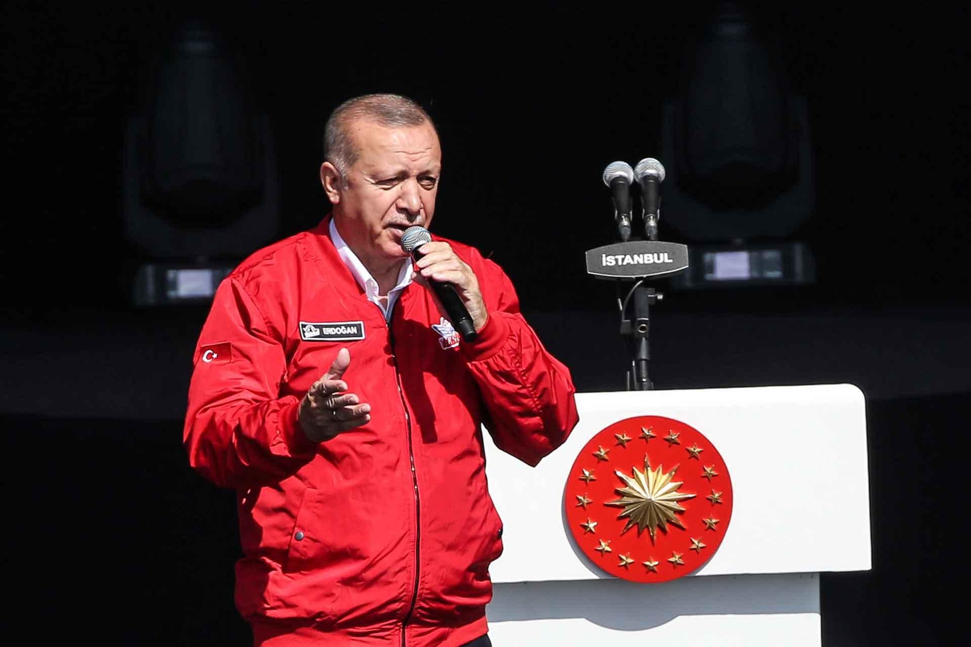 Demirtaş kararı sonrası Erdoğan: Bunları bırakamayız, şehitlerimiz bize hesap sorar