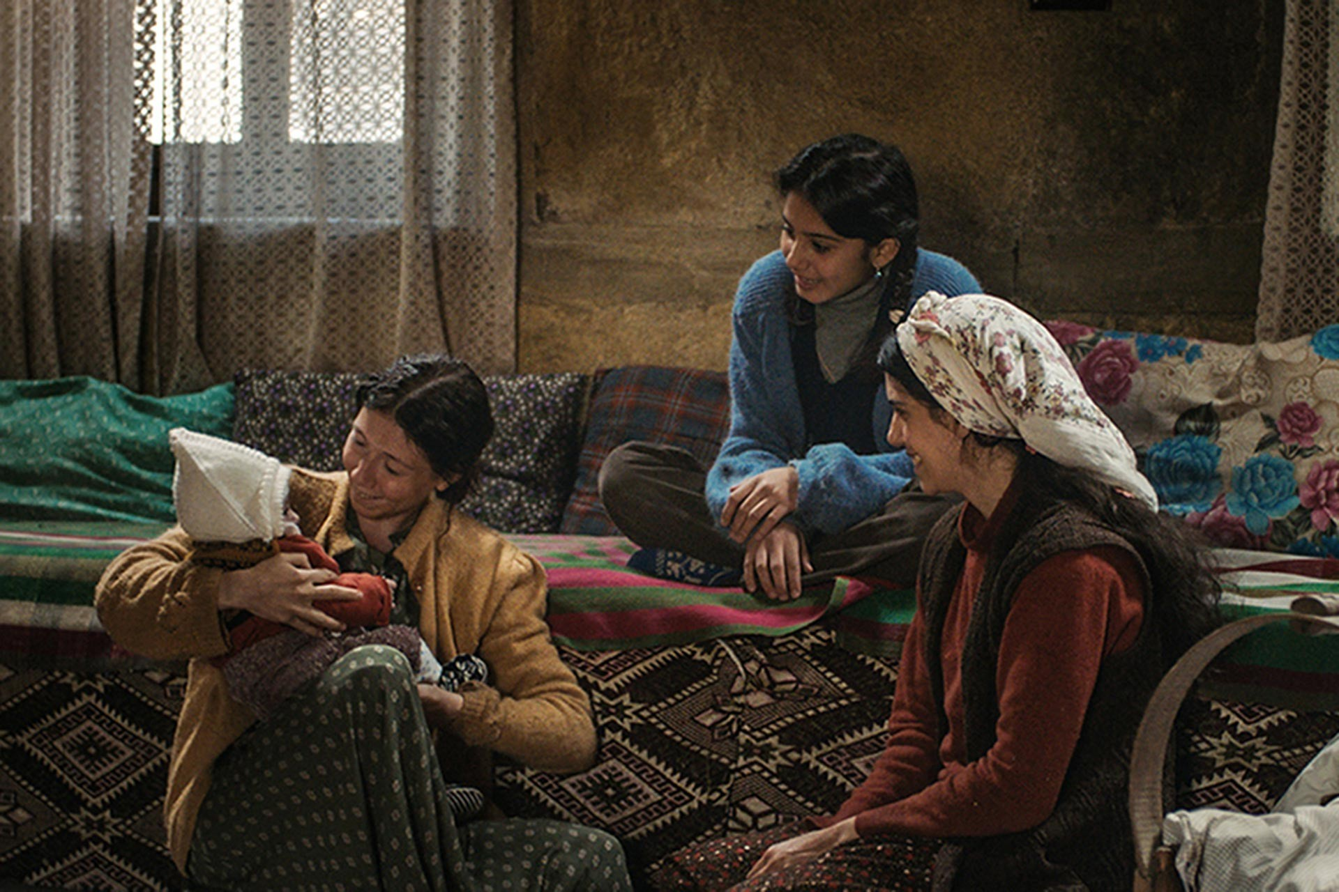 Kız Kardeşler filminden bir kare
