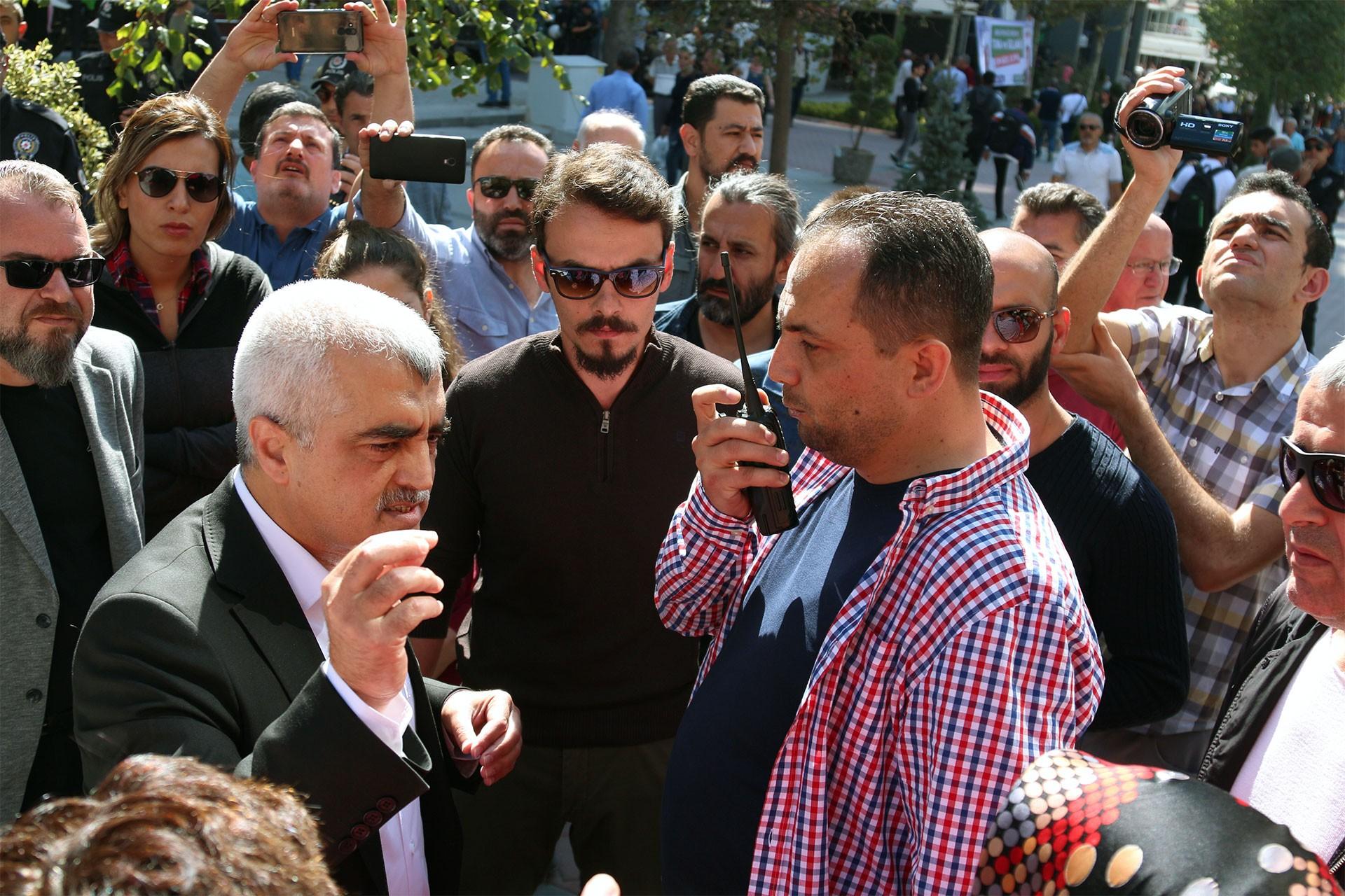 Polis, kaçırıldığı iddia edilen Mustafa Yılmaz için 'Onlar hain, kaçtı' dedi