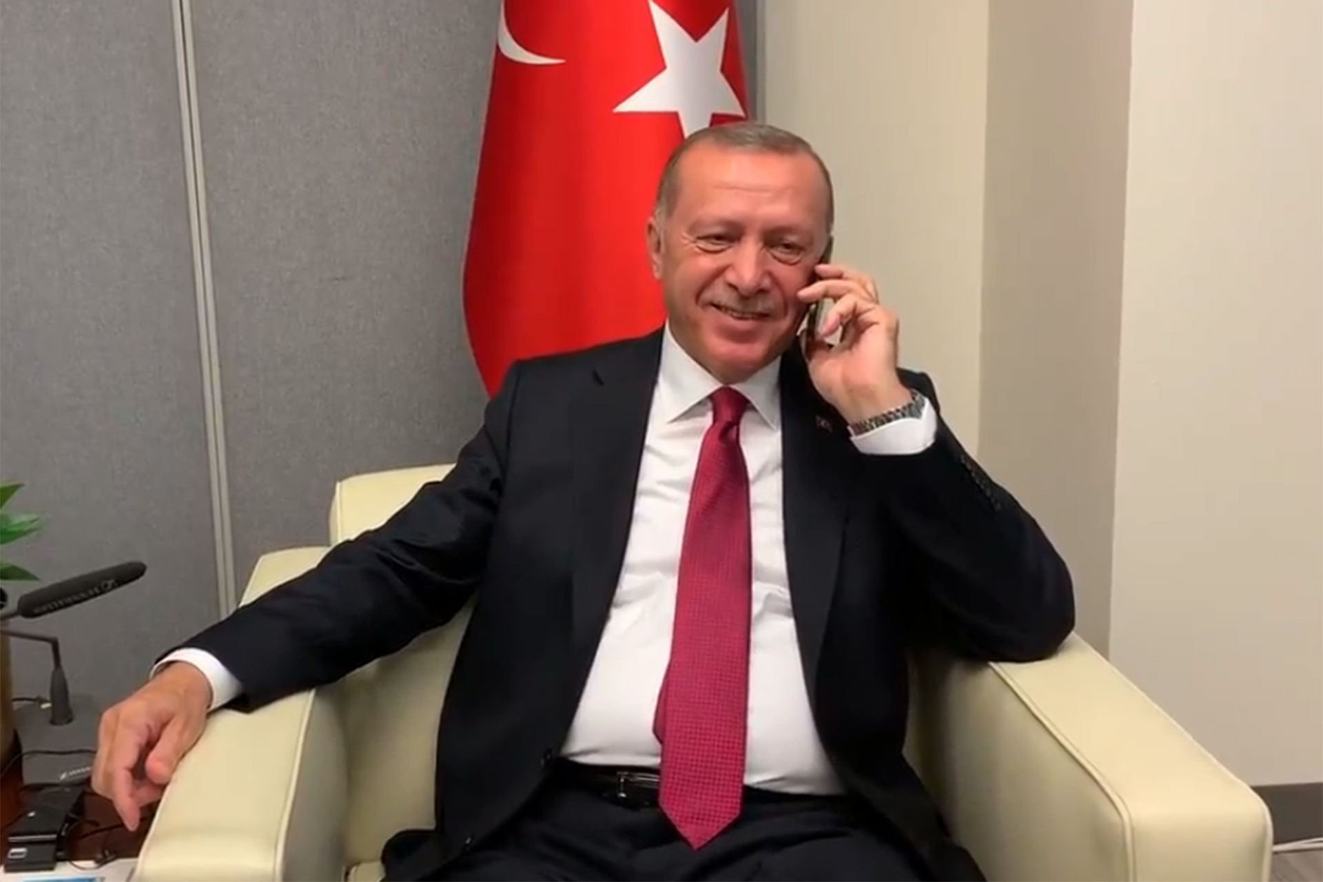 Bahçeli'den Erdoğan'a BM konuşmasına dair tebrik telefonu
