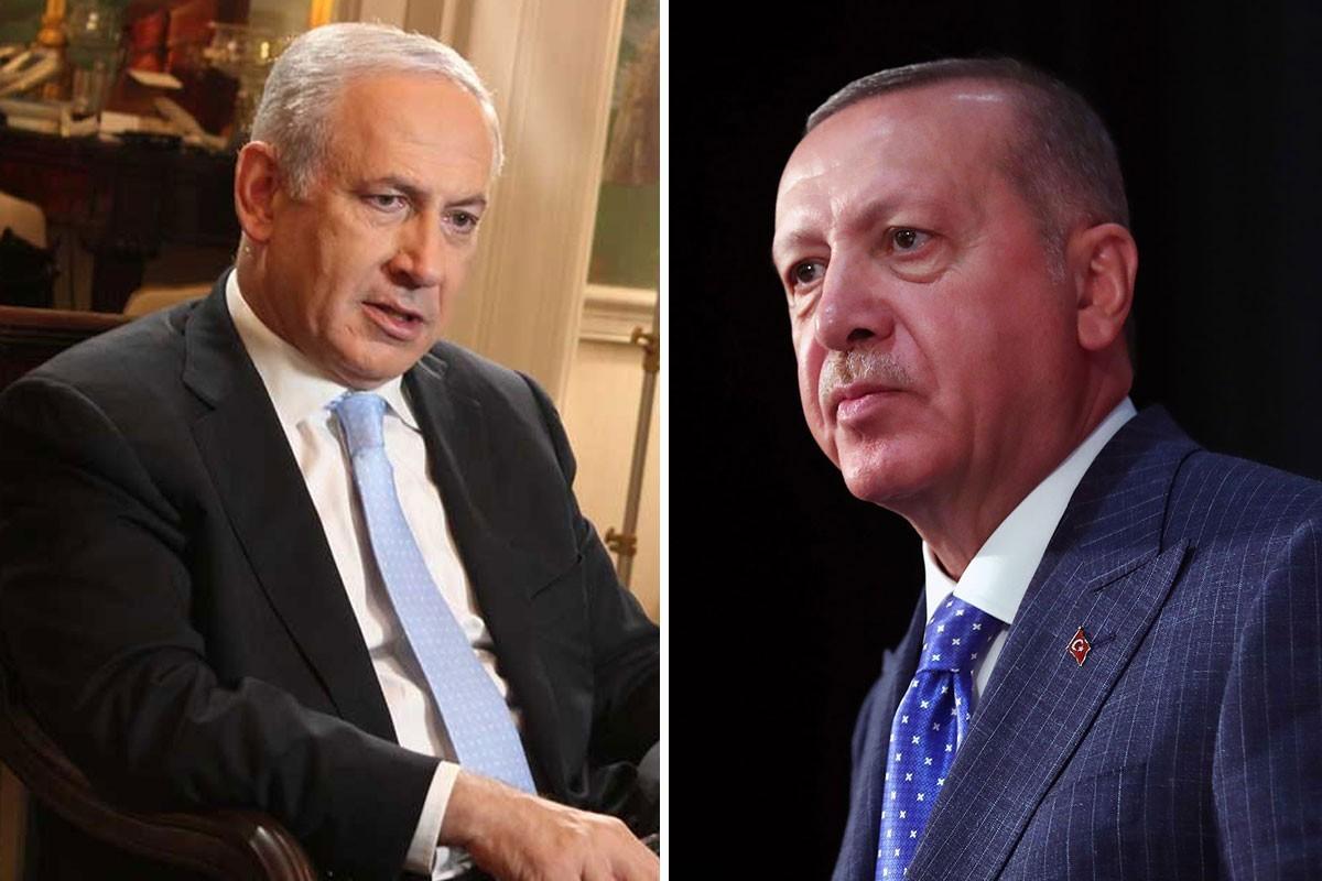 Erdoğan ve Netanyahu arasında 'katliam' polemiği