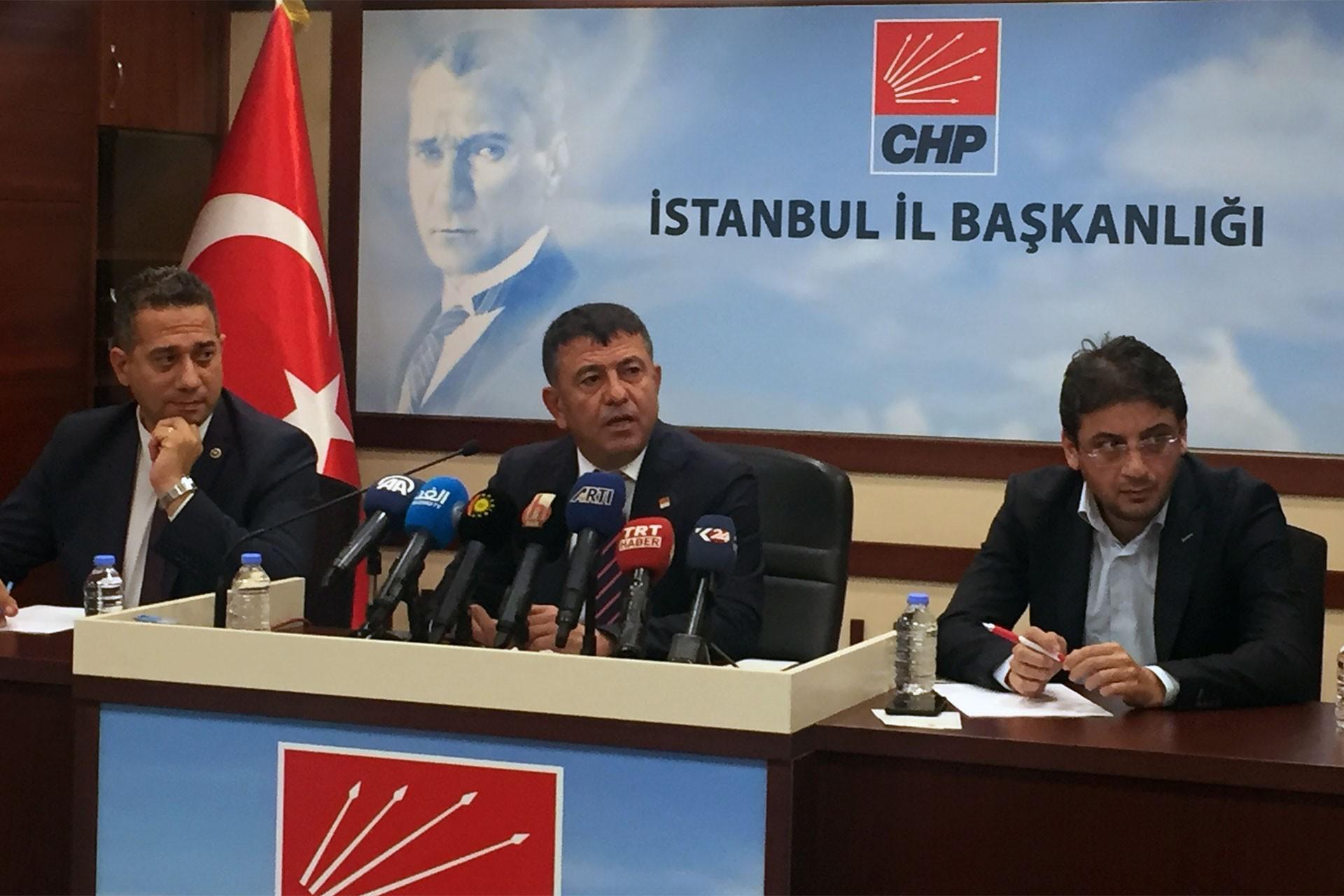 """CHP'li Veli Ağbaba'dan """"Suriye Konferansı"""" açıklaması: Tüm tarafları davet ettik"""