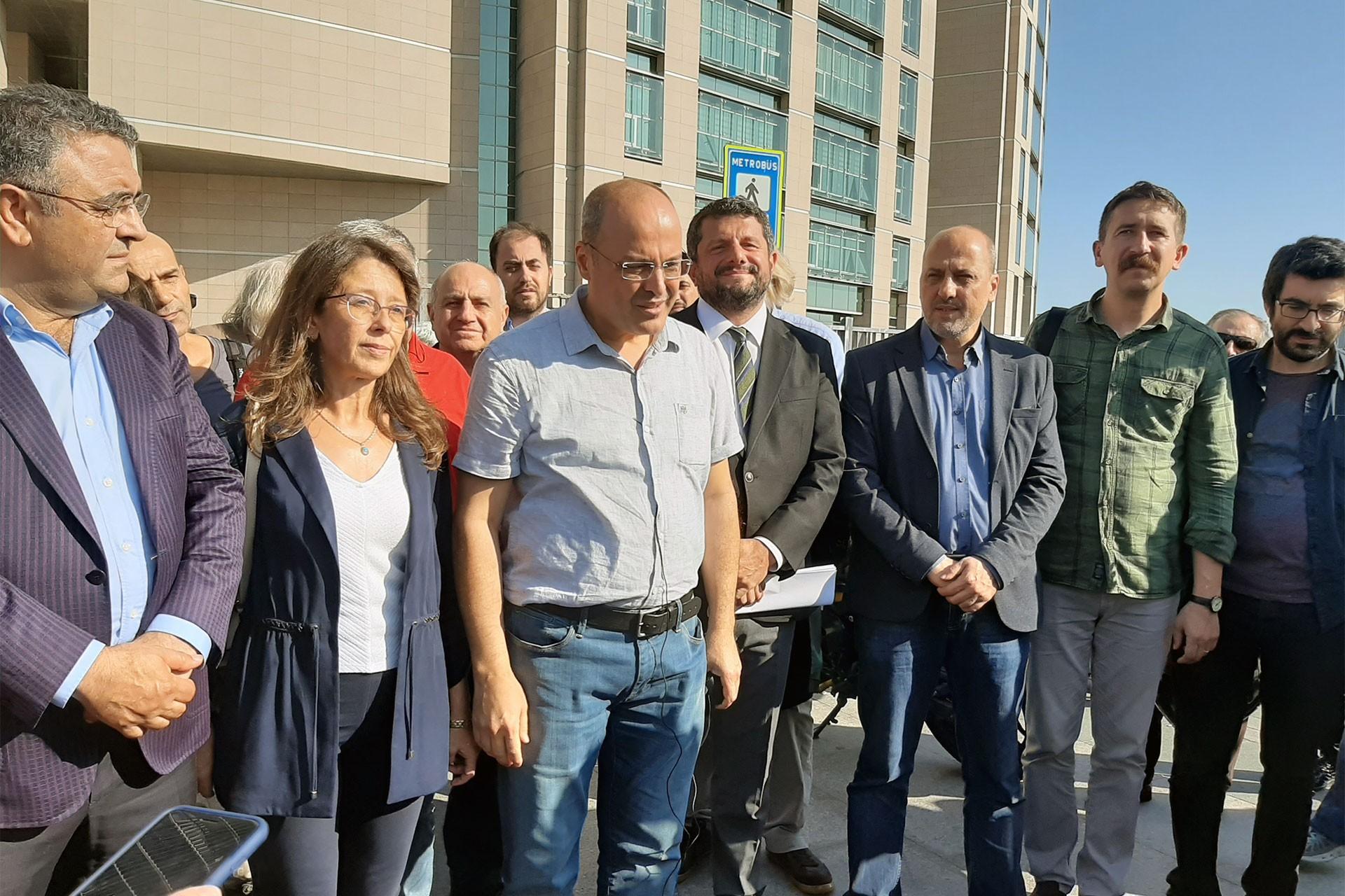 EGEÇEP: Yargılanması gerekenler raporu halkından gizleyen kurumlardır