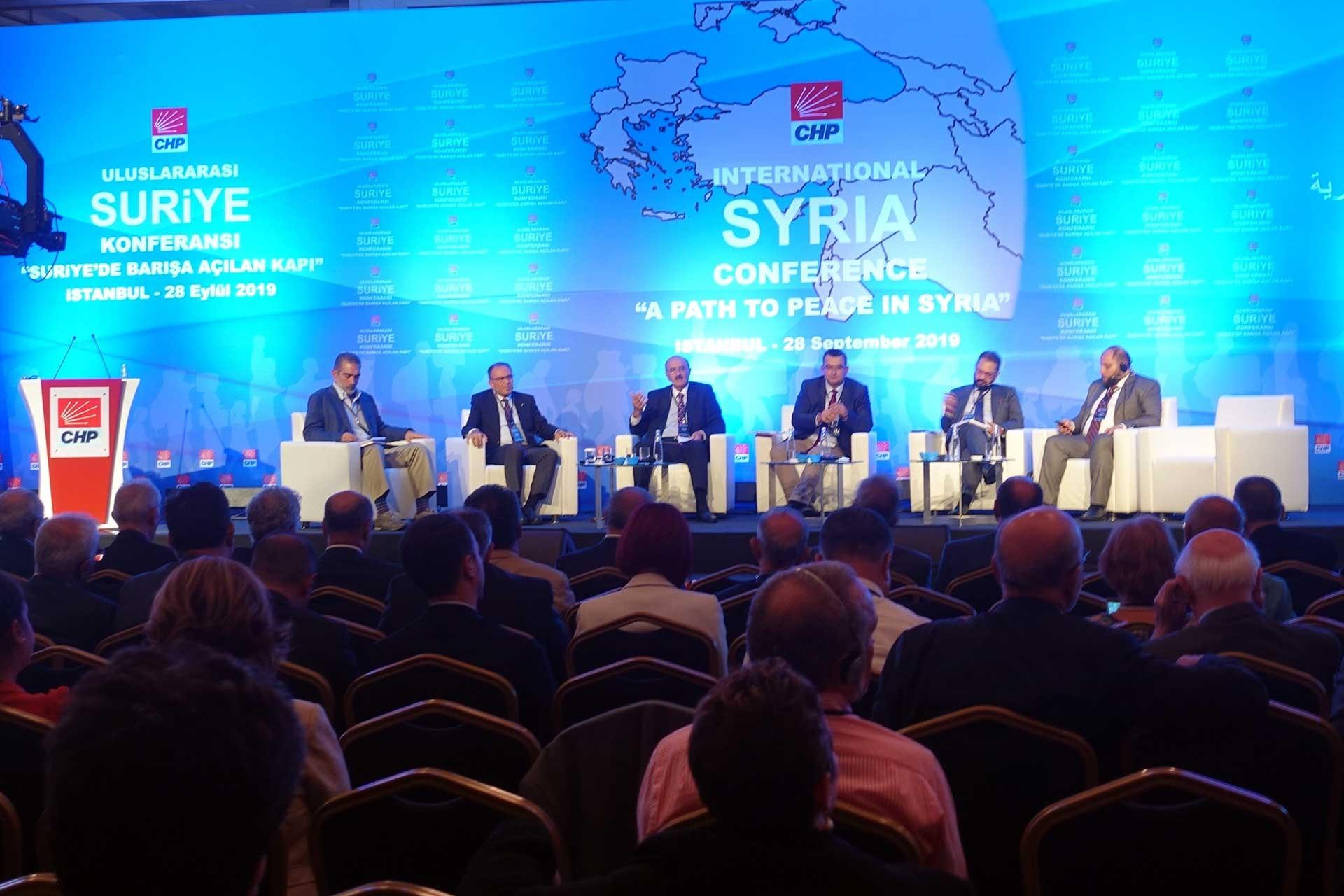 Uluslararası Suriye Konferansı