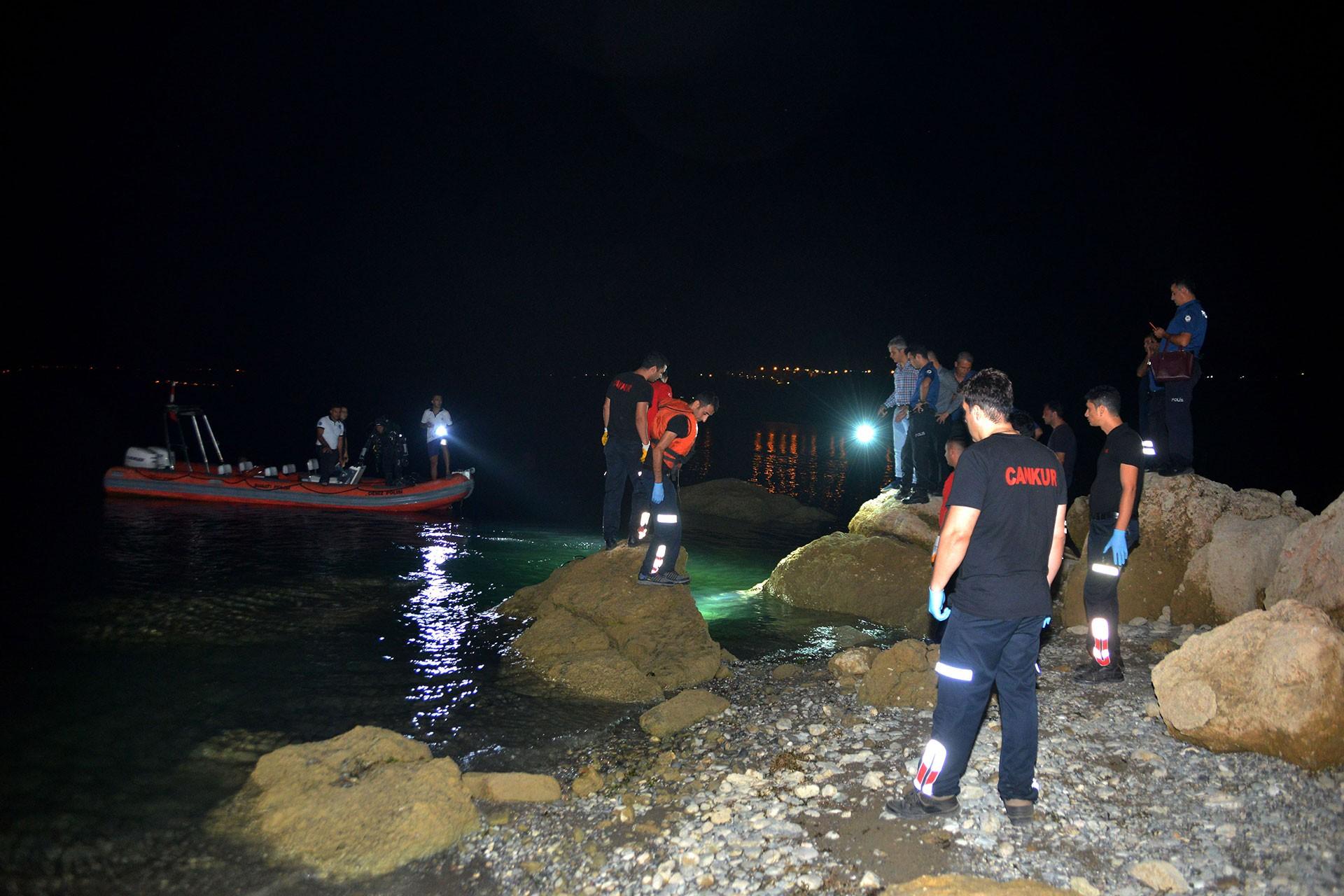 Adana'da baraj gölüne giren genç kadın boğuldu