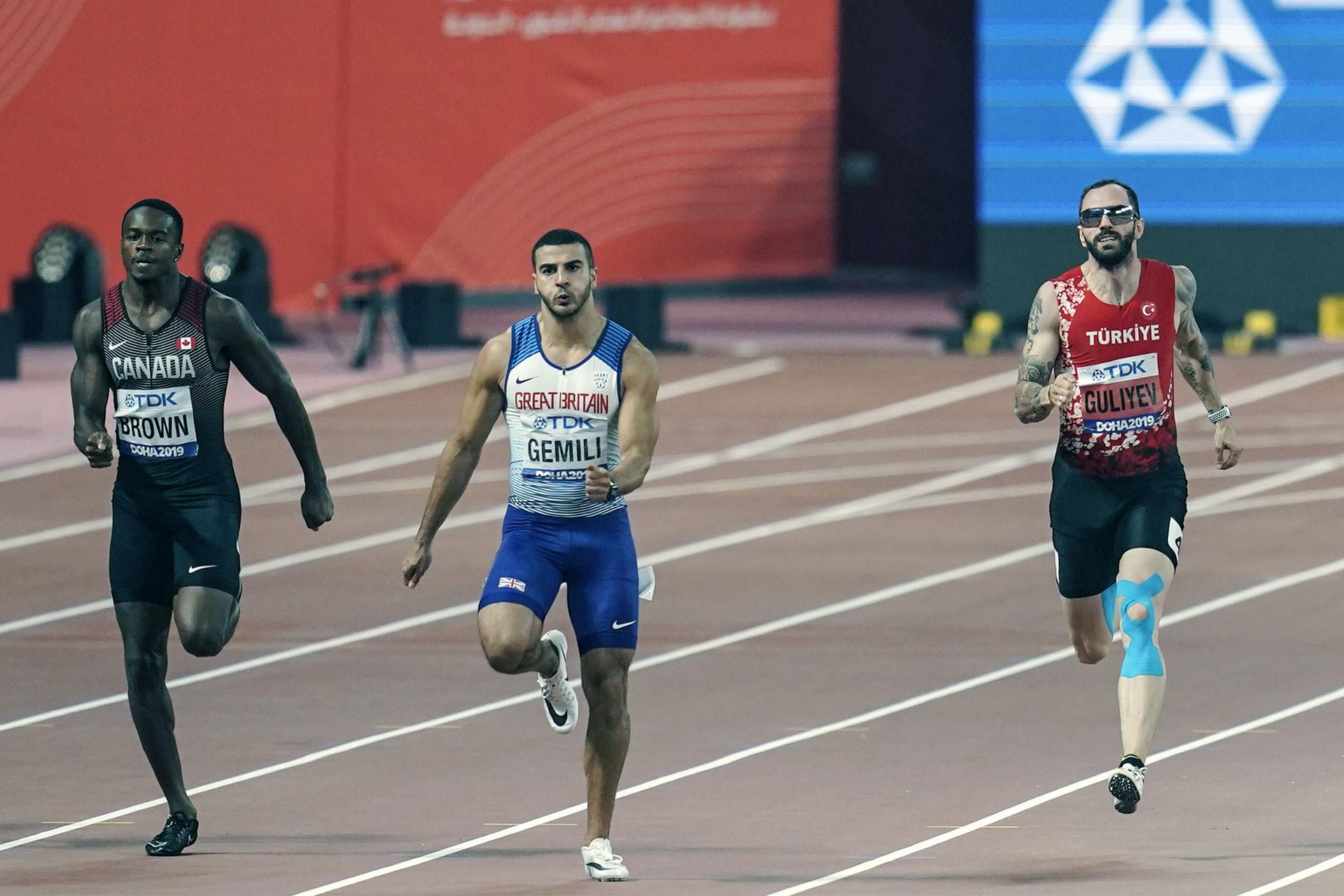 Dünya Atletizm Şampiyonası: Ramil Guliyev finalde