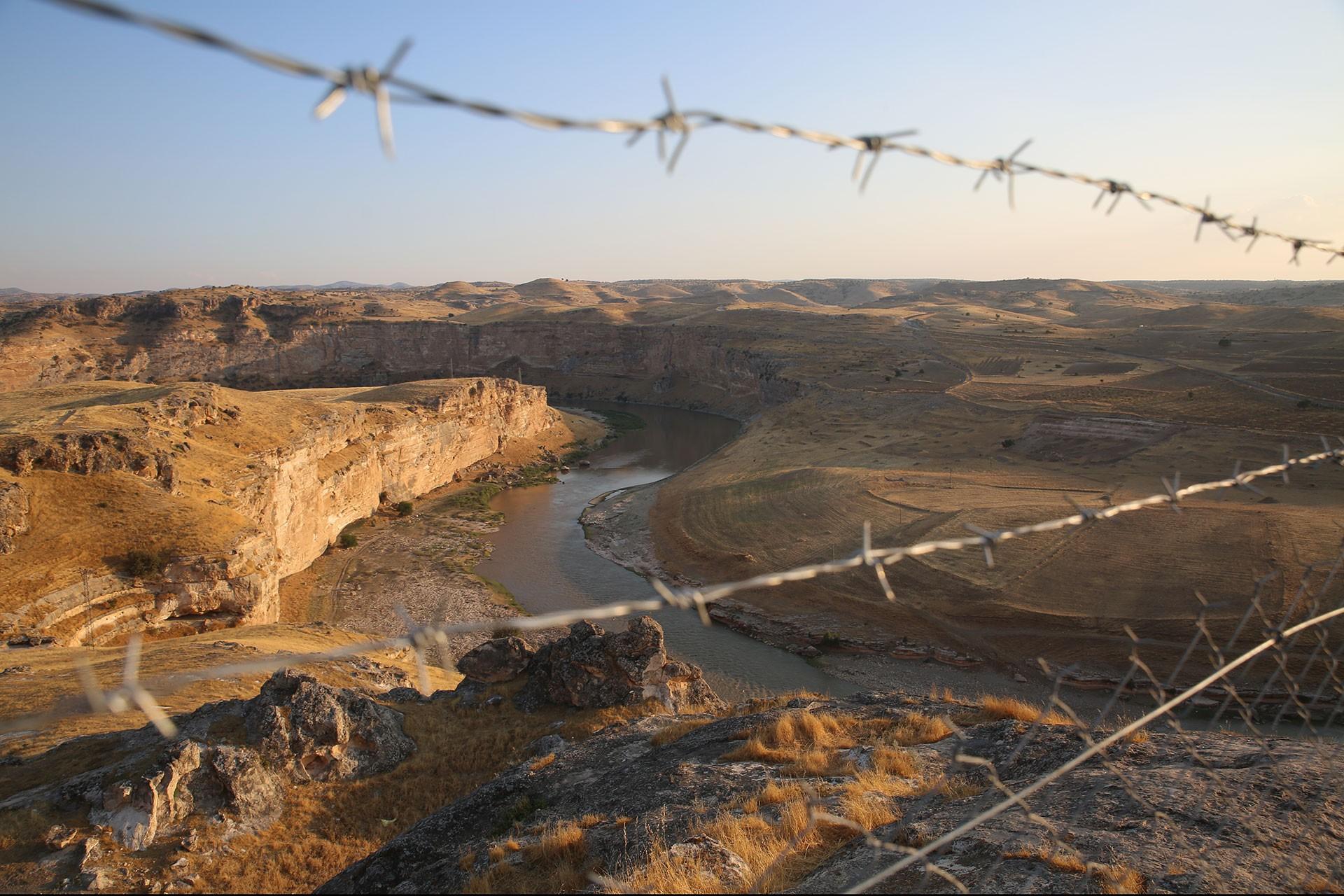 Sular altında kalacak Salkımlı mezrası halkı: Dicle'yi terk etmeyeceğiz
