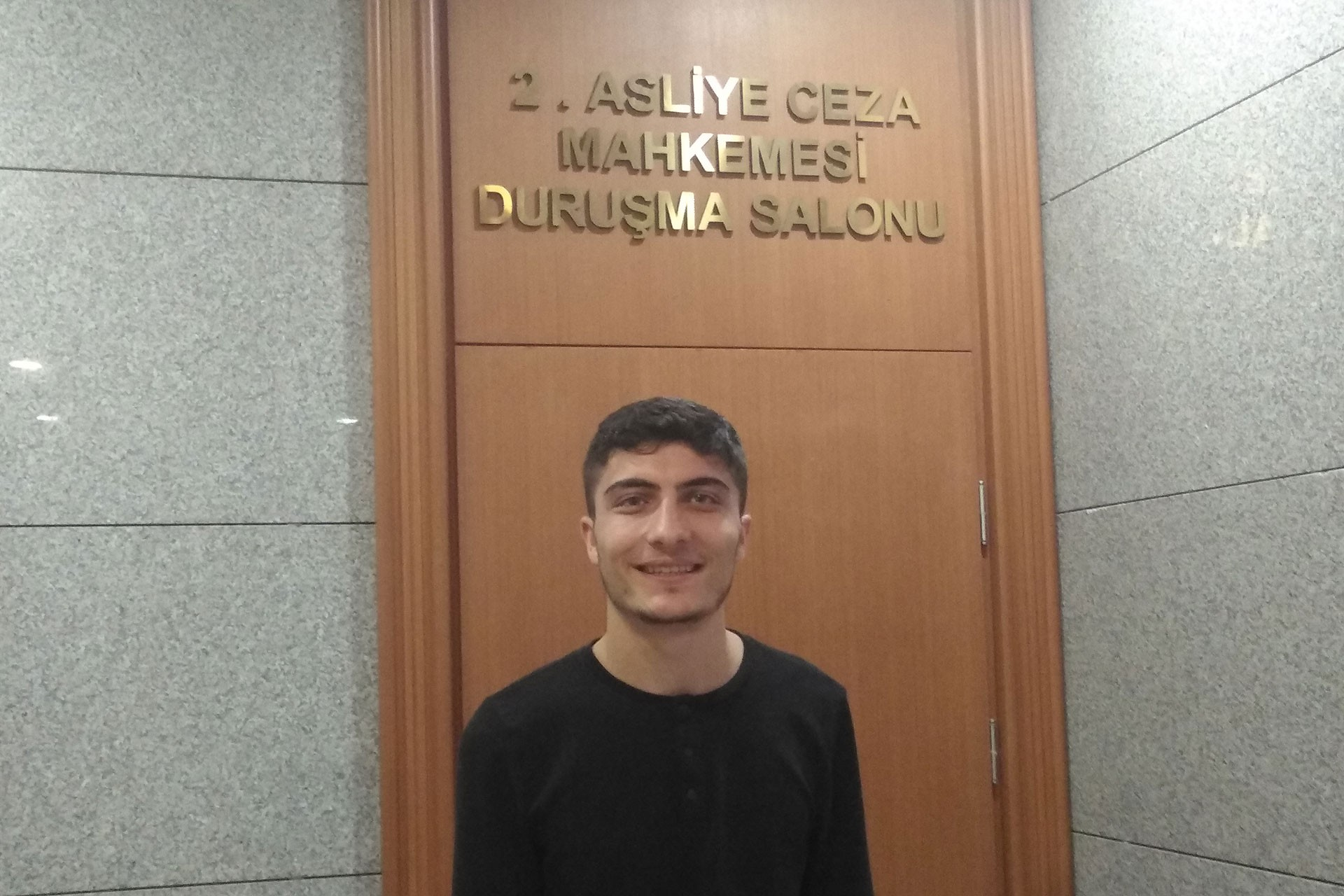 301. Madde'den yargılanan Gazeteci Osman Akın'ın duruşması 9 Ocak'a ertelendi