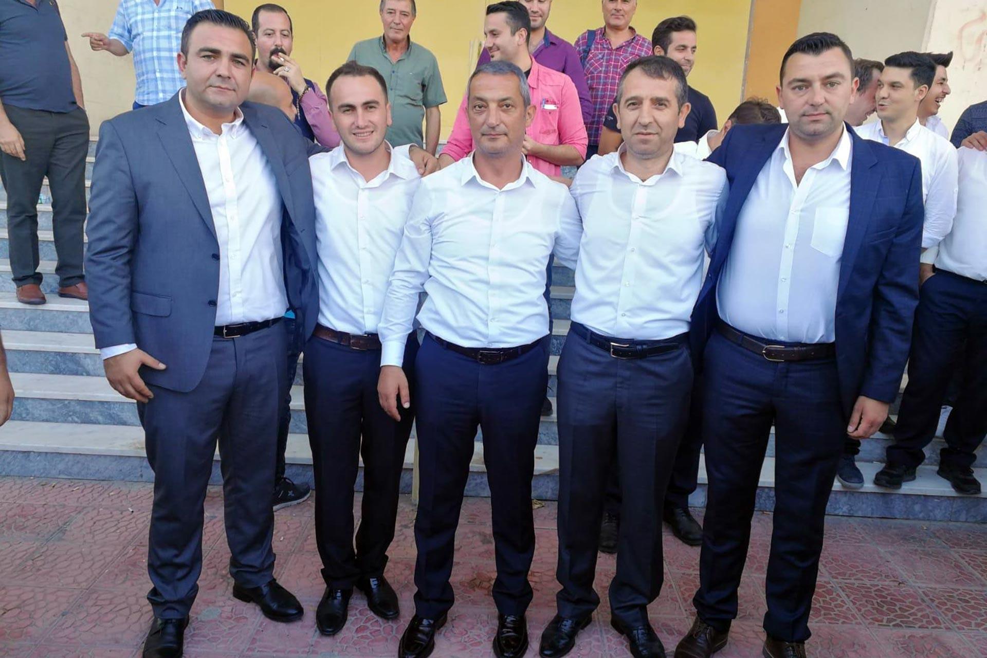 Demiryol-İş İzmir Şubesi yeni yönetimini seçti