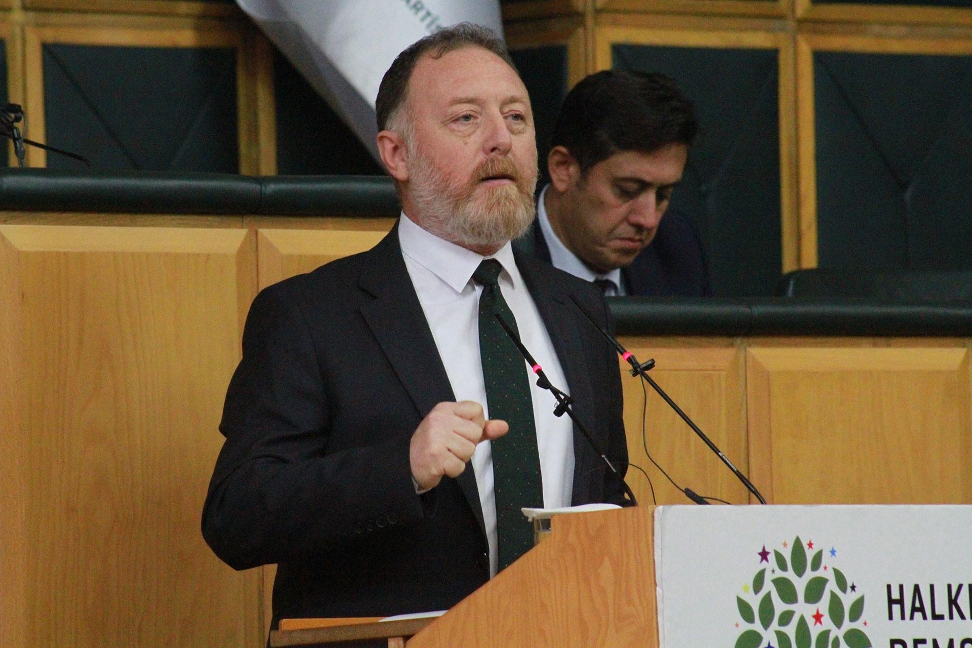 Temelli'den kayyum tepkisi: Üç gün boyunca Meclis çalışmalarına katılmayacağız